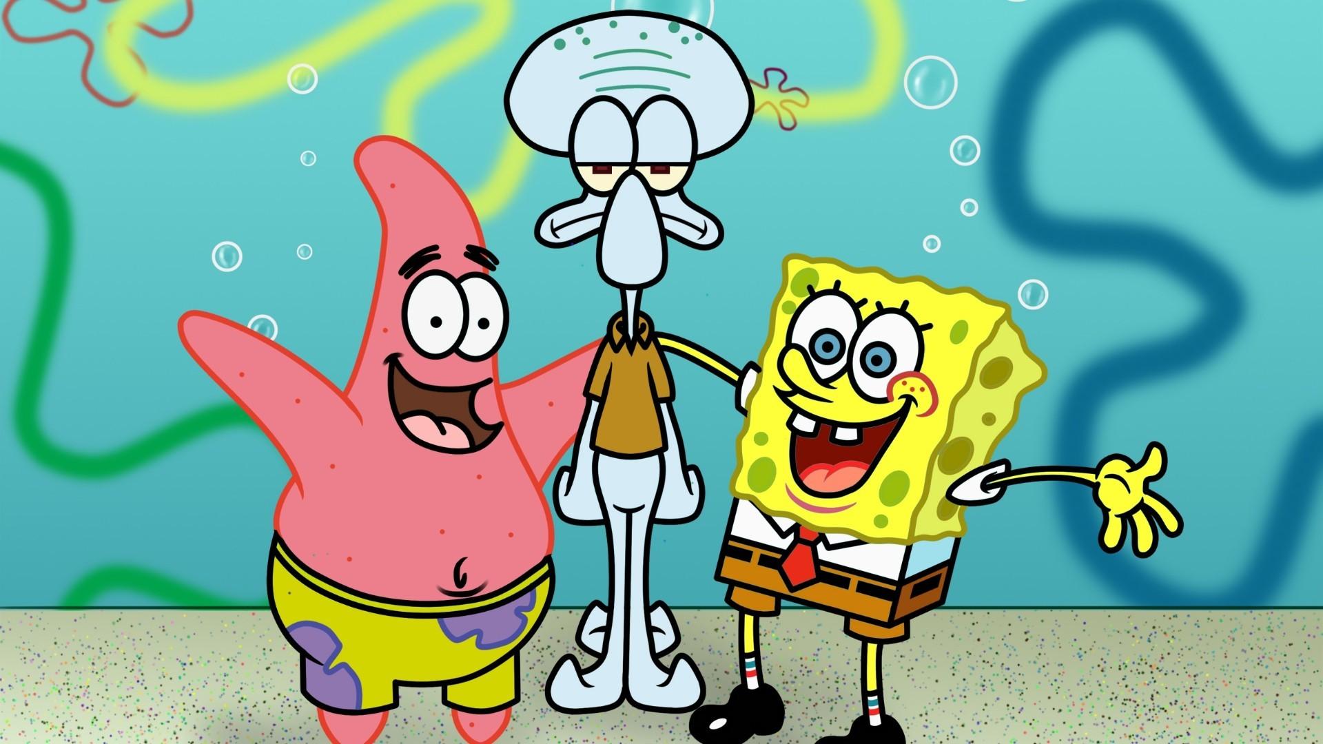 SpongeBob SquarePants 1920x1080
