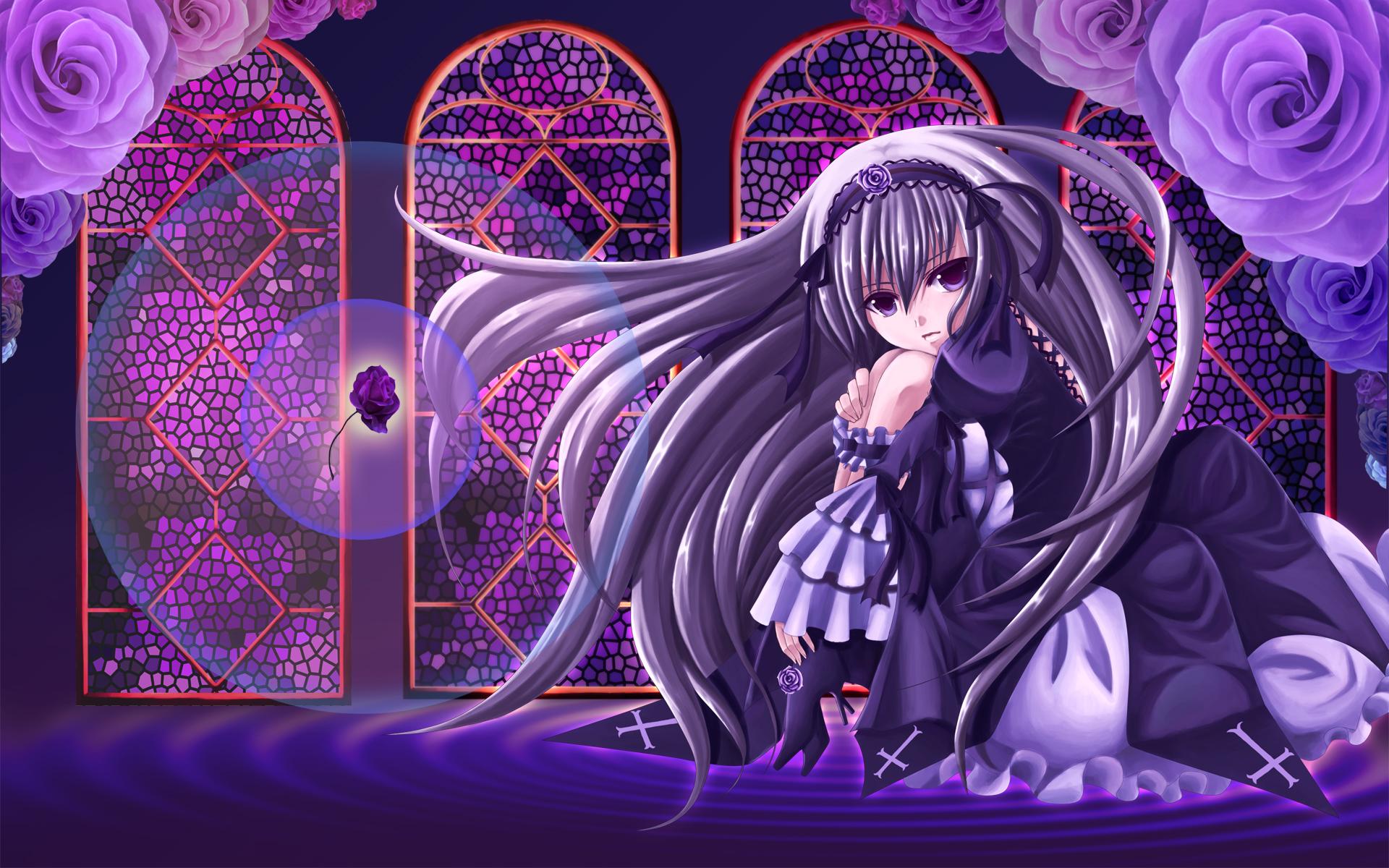 Anime Rozen Maiden 1920x1200