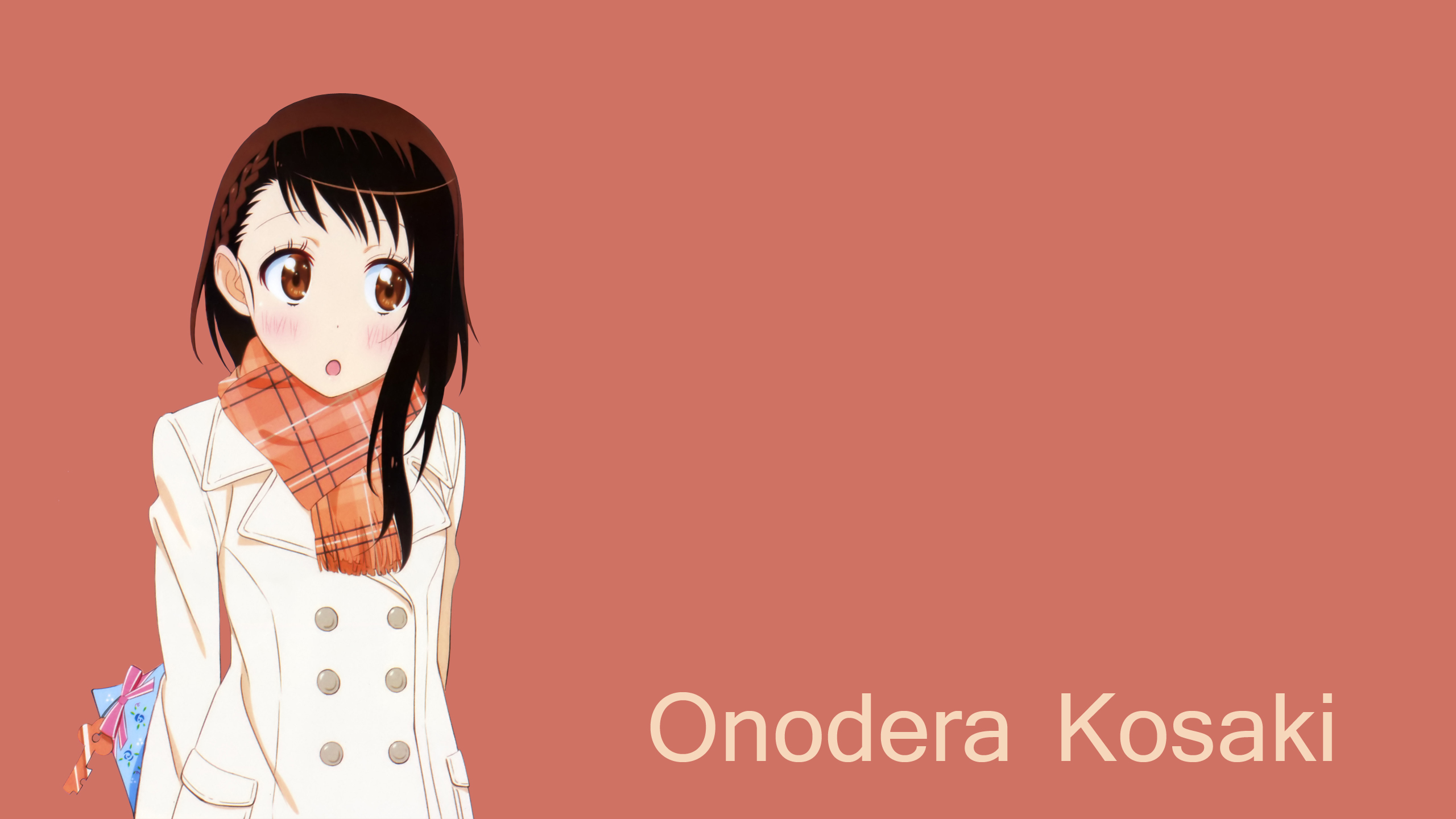 Nisekoi Anime Girls Anime Text Simple Background Wallpaper Resolution 2560x1440 Id 94 Wallha Com