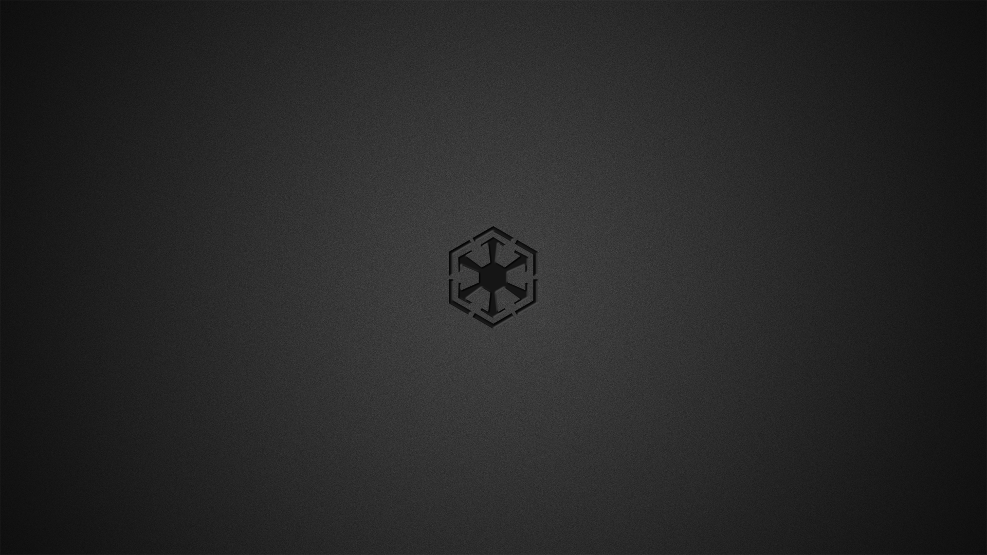 Star Wars Minimalism Monochrome Simple Background 1920x1080