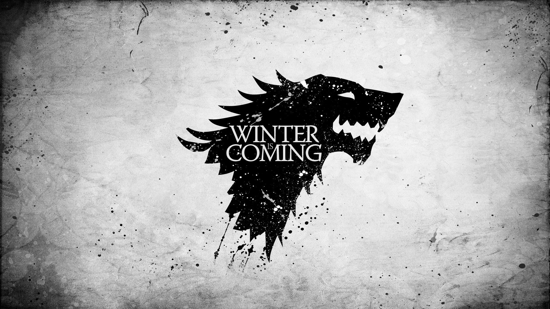 A Song Of Ice And Fire Game Of Thrones House Stark Sigils Winter Is Coming 1920x1080