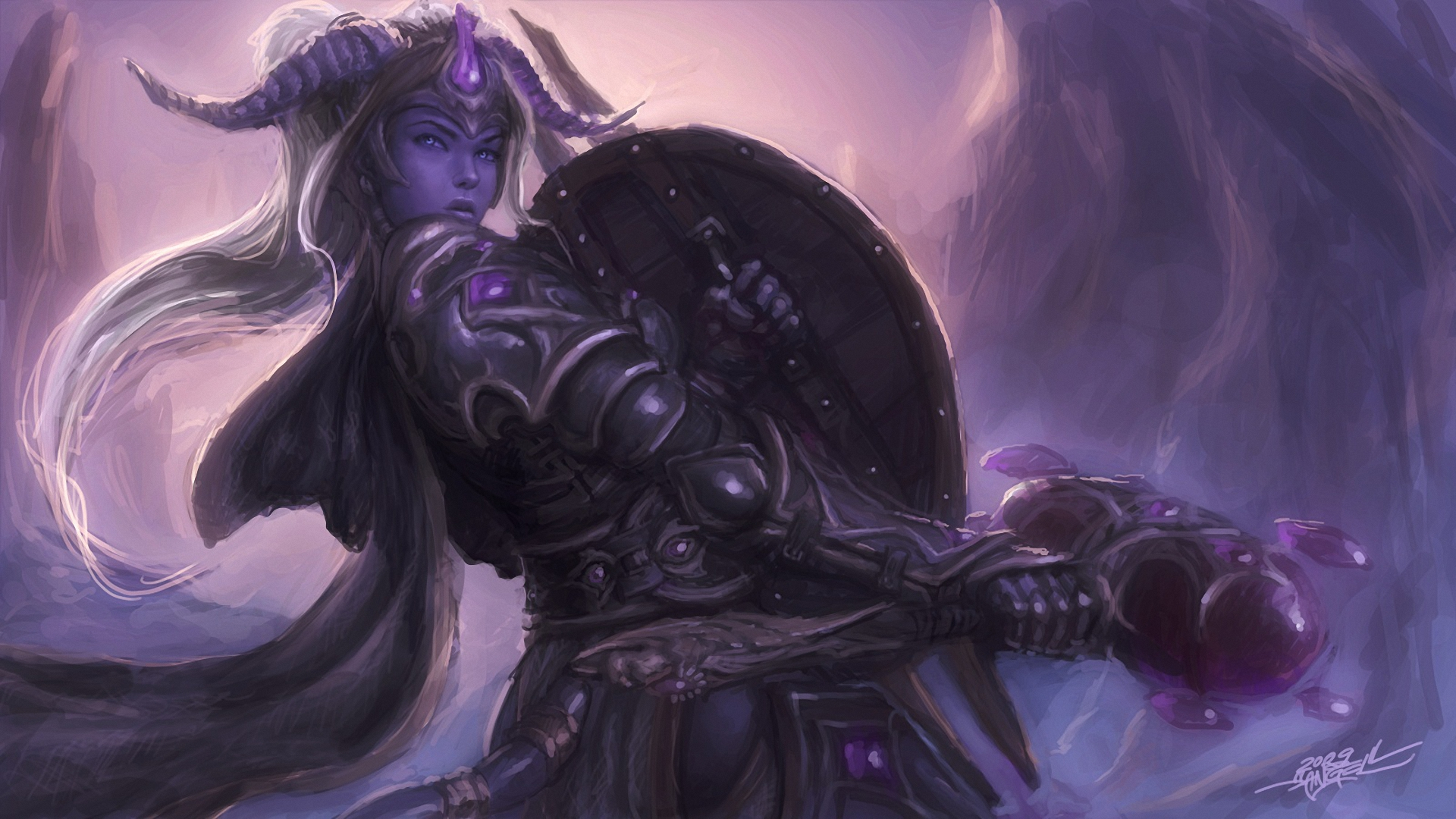 Video Game World Of Warcraft 1920x1080