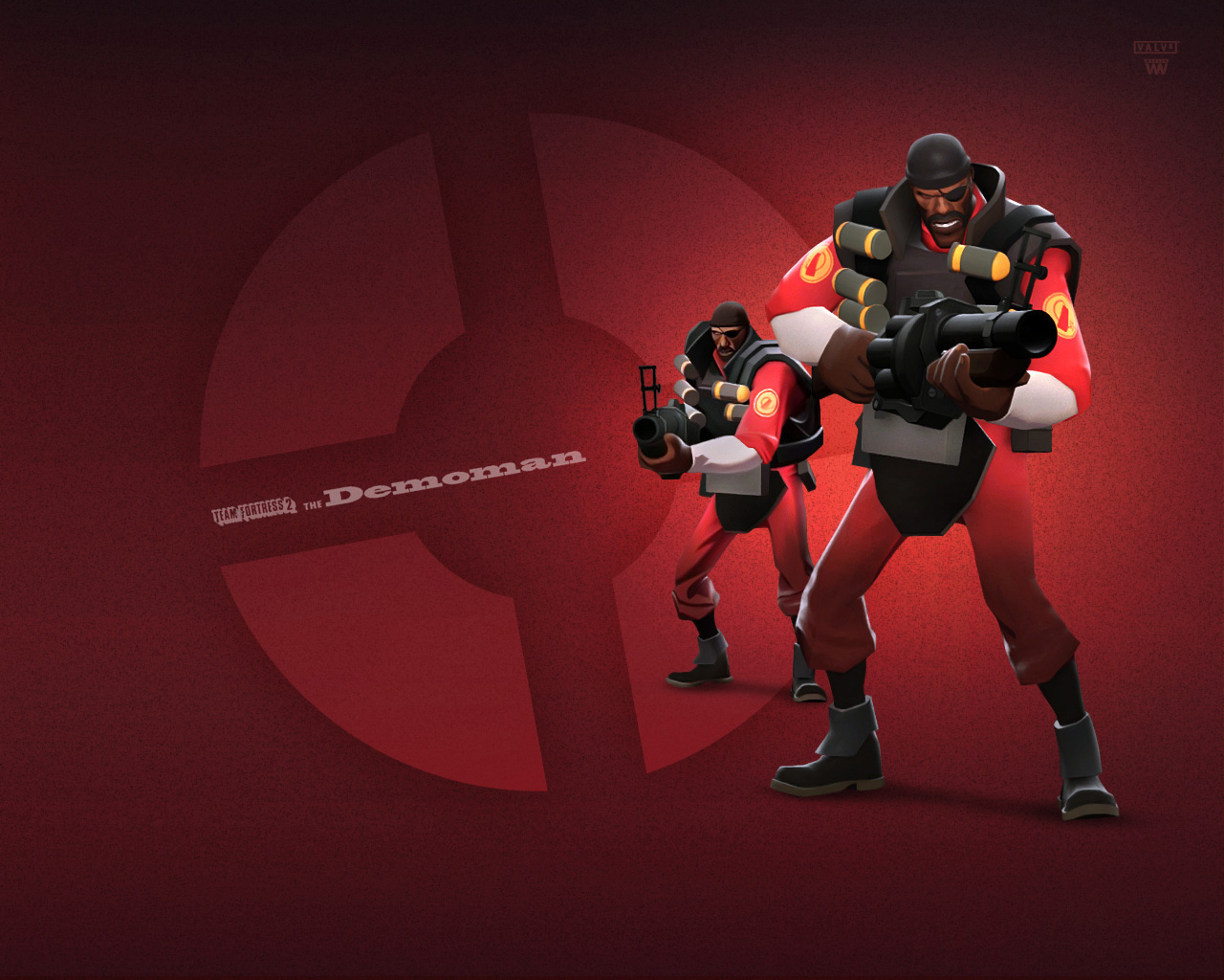 Video Game Team Fortress 2 1280x1024