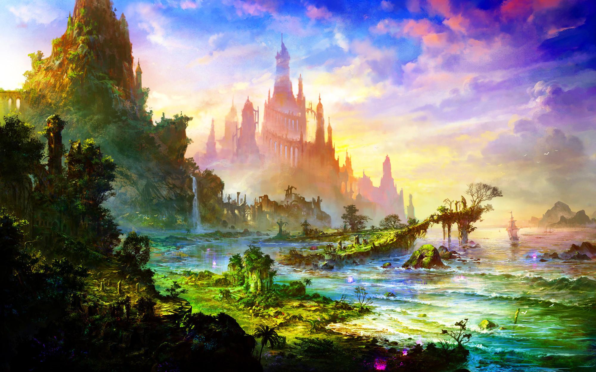 Artistic Landscape 2000x1250