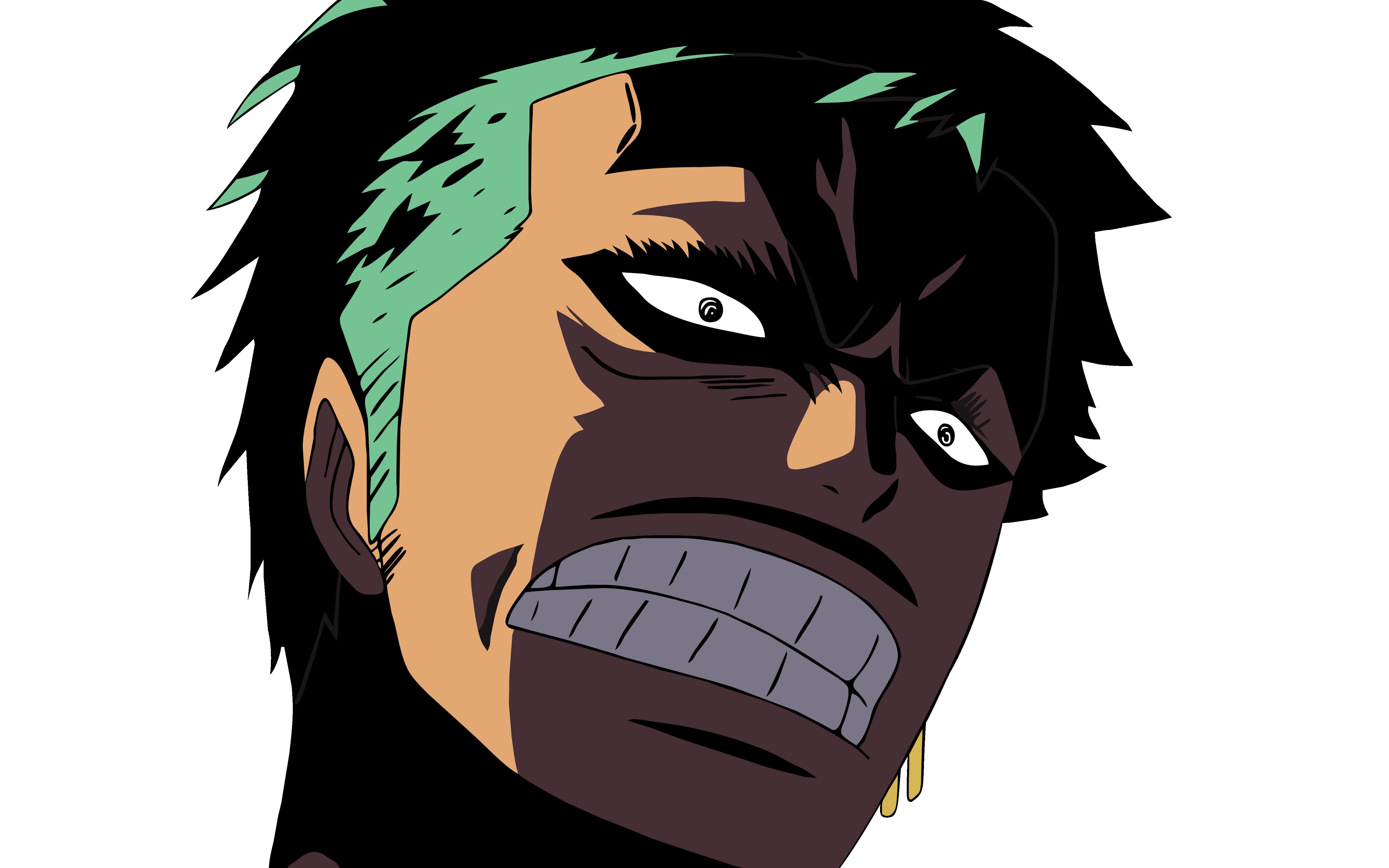 One Piece Anime Roronoa Zoro Wallpaper Resolution 5000x3125 Id 88790 Wallha Com