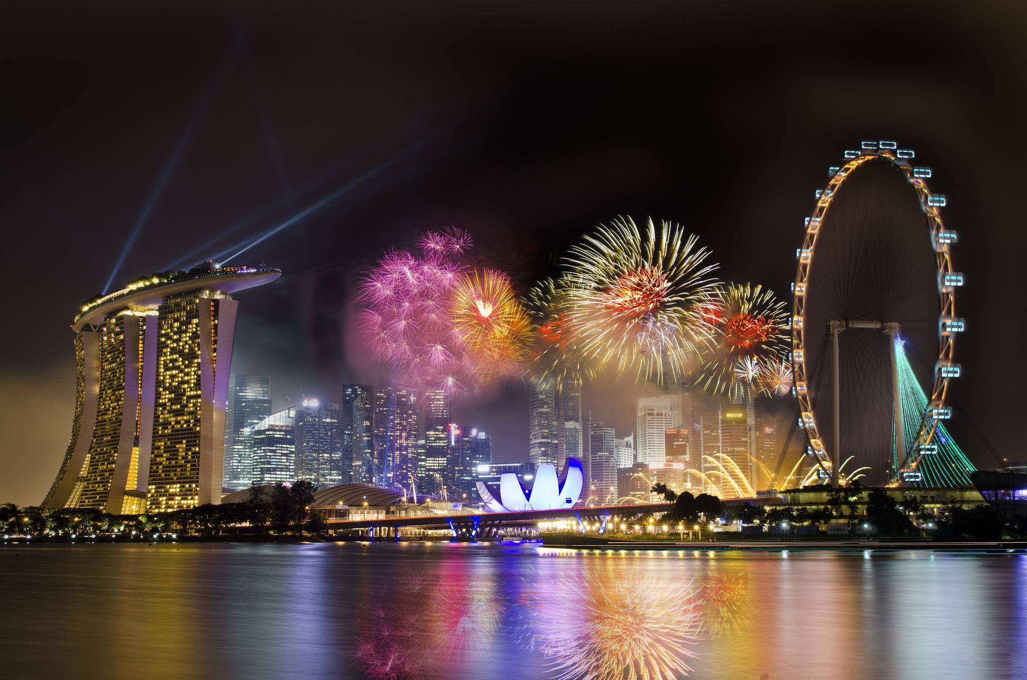 Photography Fireworks 2048x1356
