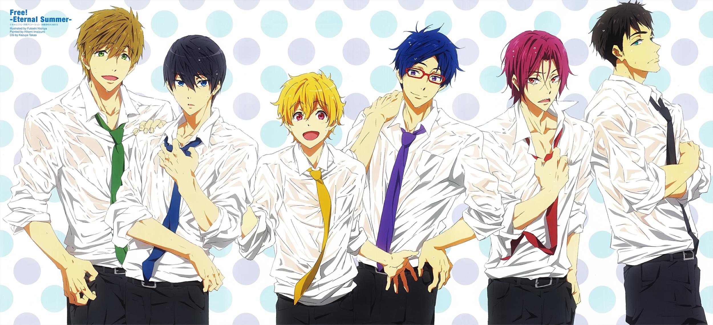 Anime Free Wallpaper Resolution 2500x1139 Id 913694 Wallha Com