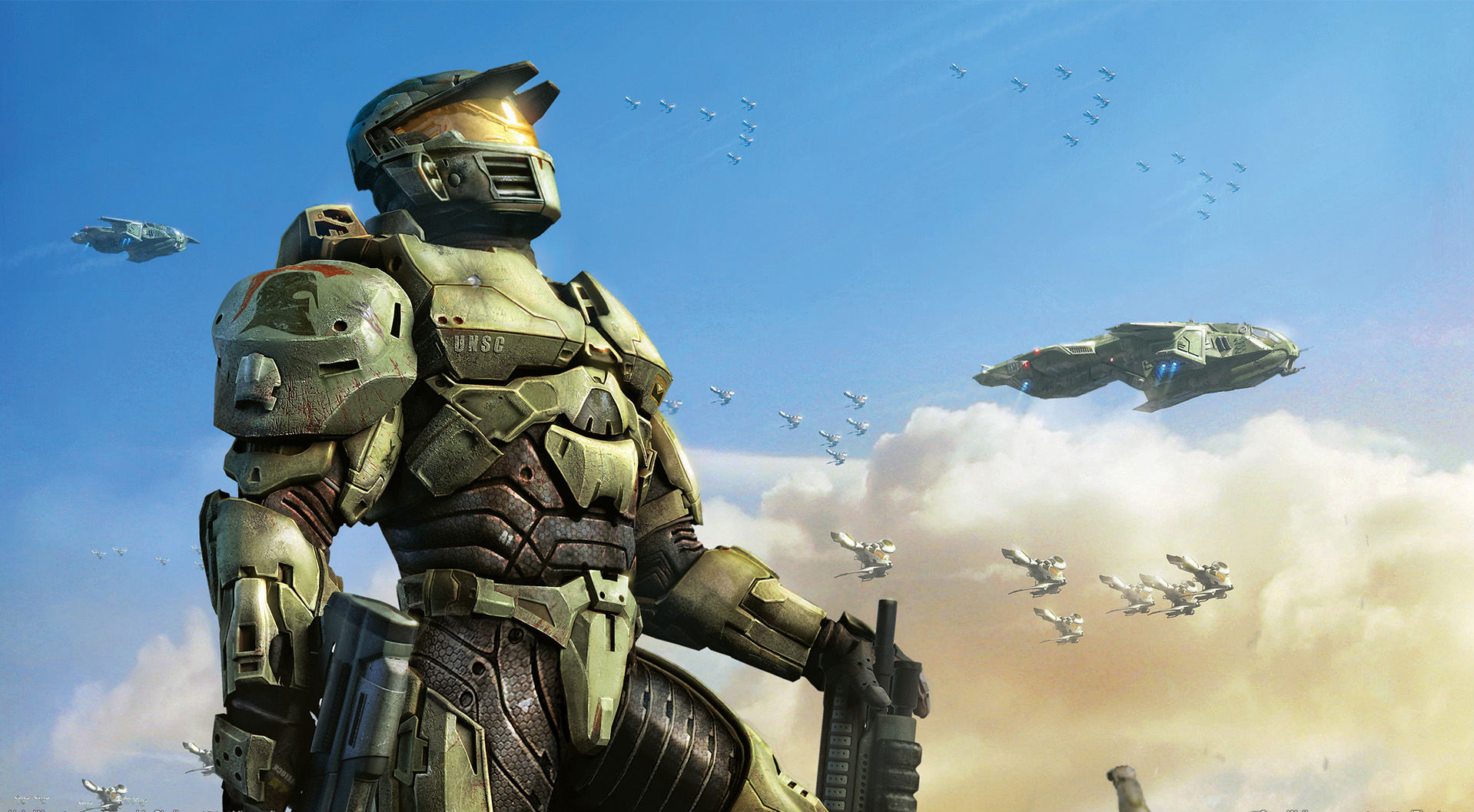 Video Game Halo 1918x1057