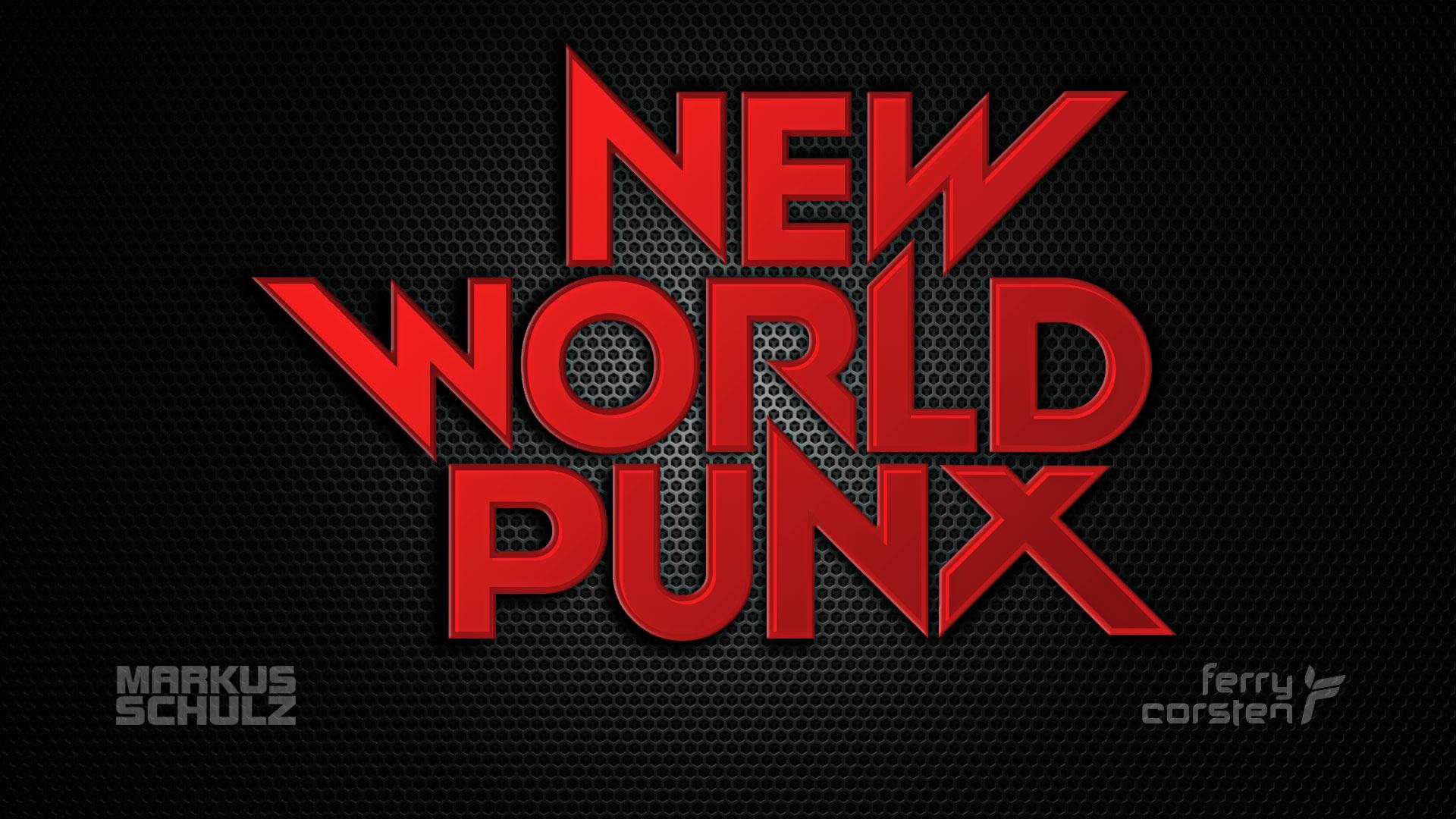 Ferry Corsten Markus Schulz New World Punx Trance 1920x1080