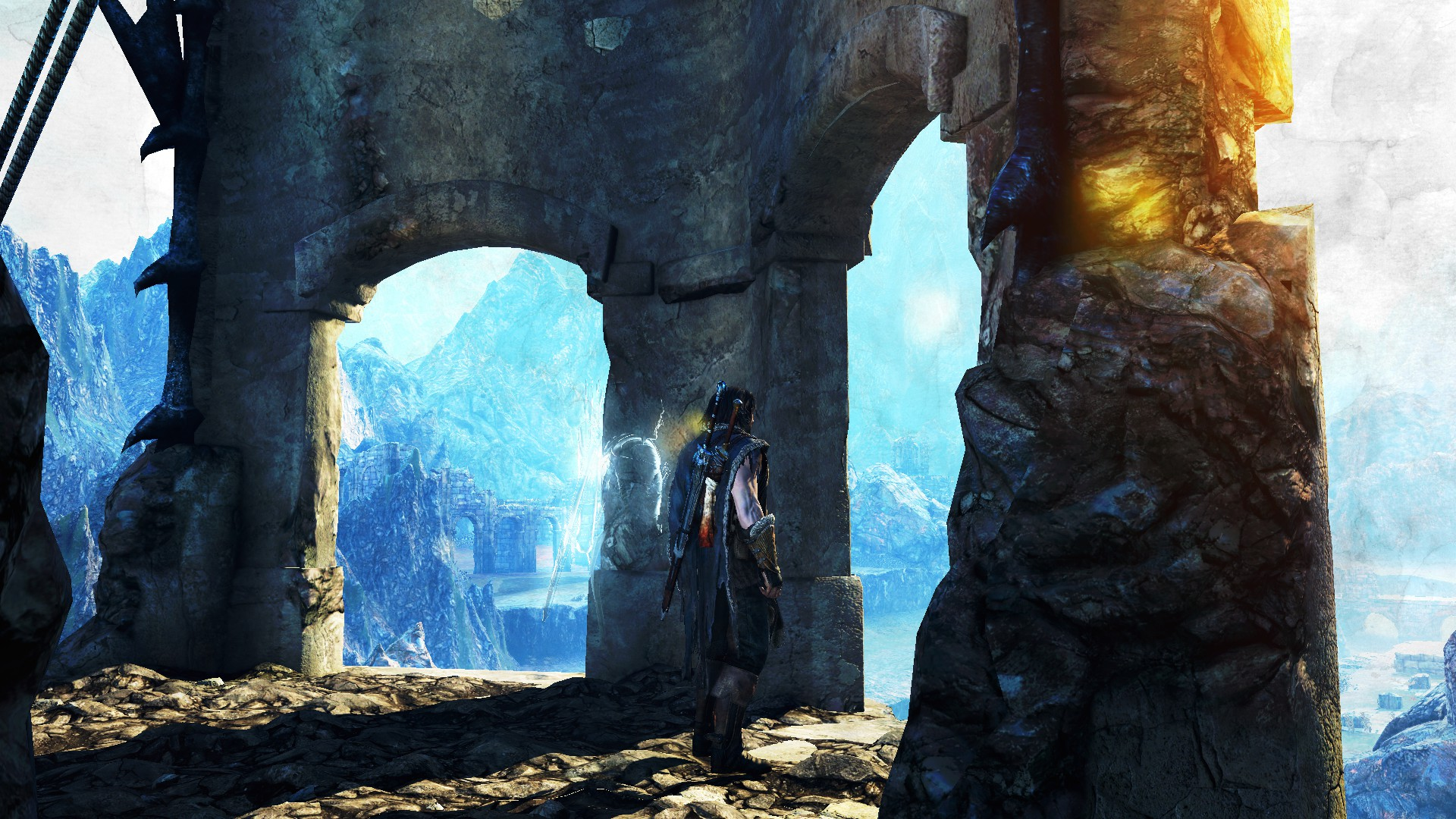 Celebrimbor Lord Of The Rings Middle Earth Shadow Of Mordor Talion Middle Earth 1920x1080