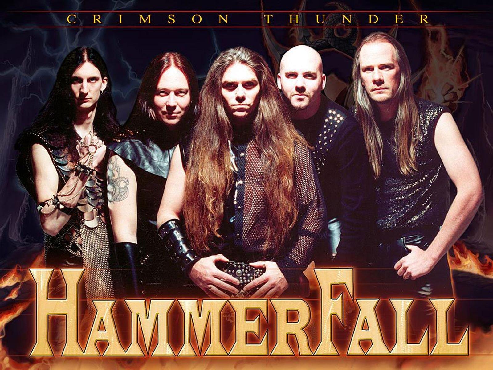 Music HammerFall 1600x1200