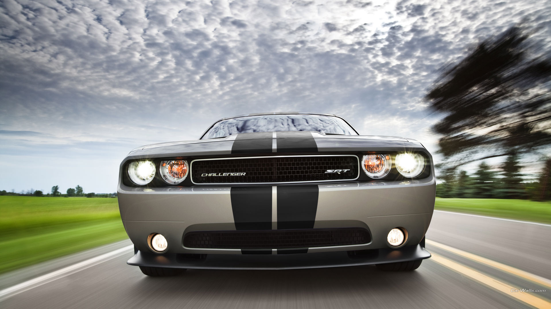 Dodge Challenger Srt8 392 1920x1080