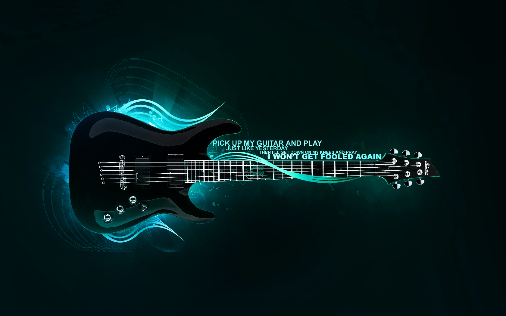 Guitar 1680x1050