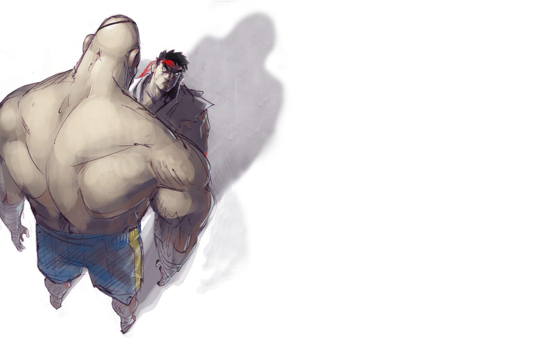 Ryu Street Fighter 1920x1200
