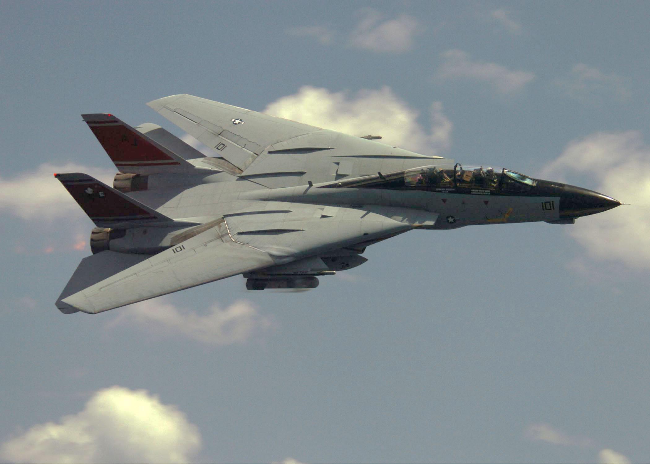 Military Grumman F 14 Tomcat 2100x1500