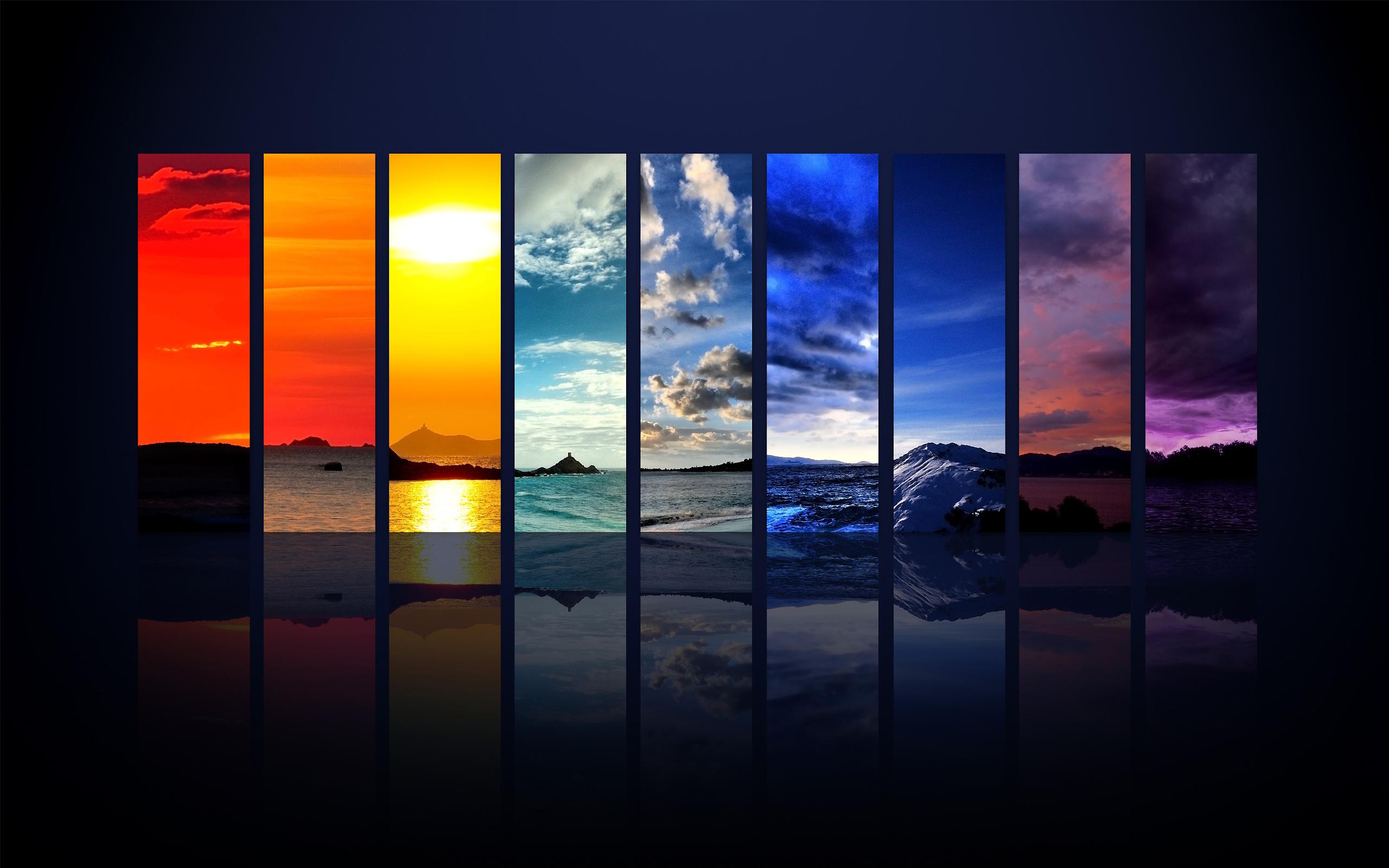 Colorful Colors Season 2560x1600
