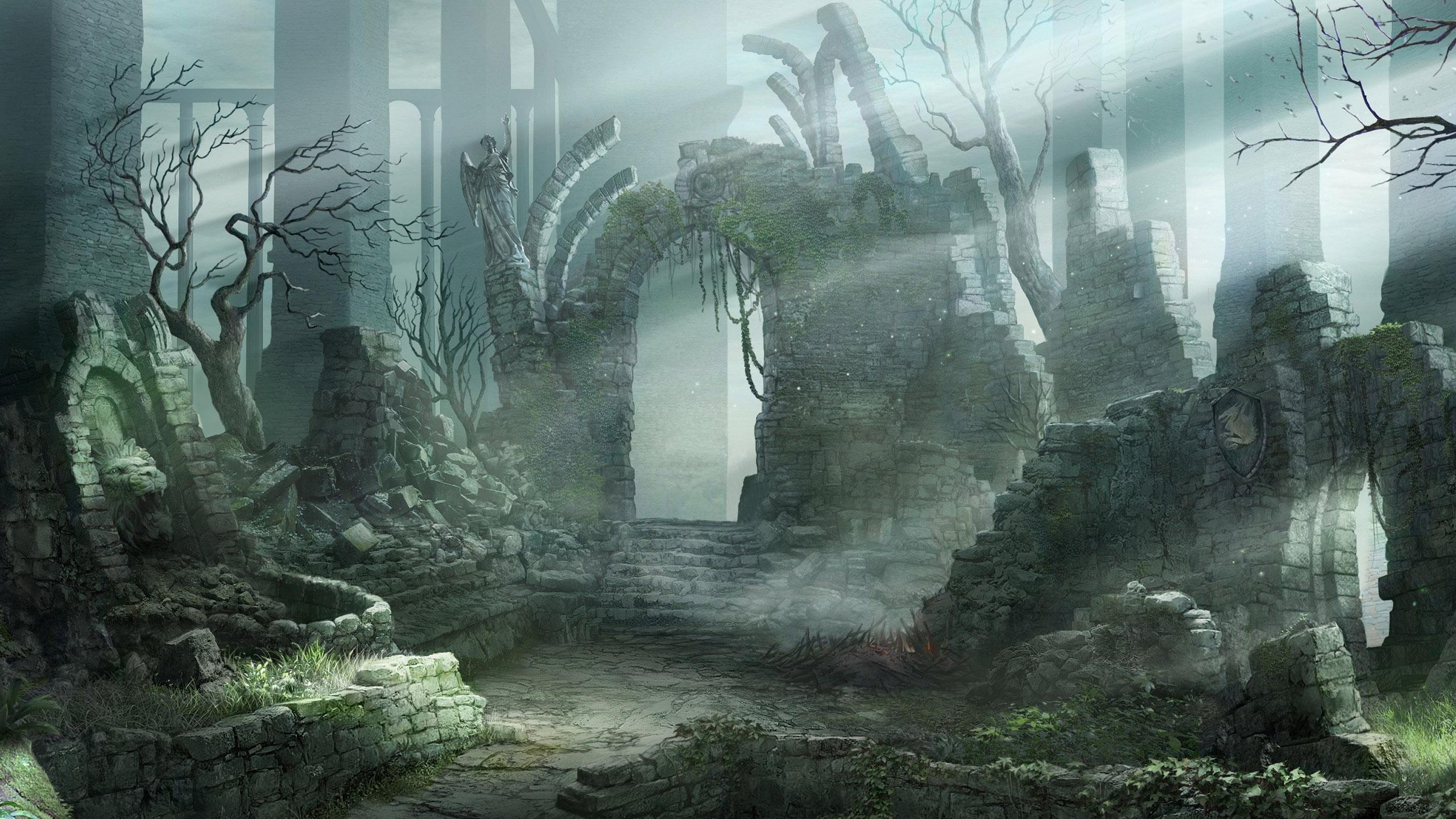 Video Game Demon 039 S Souls 2560x1440