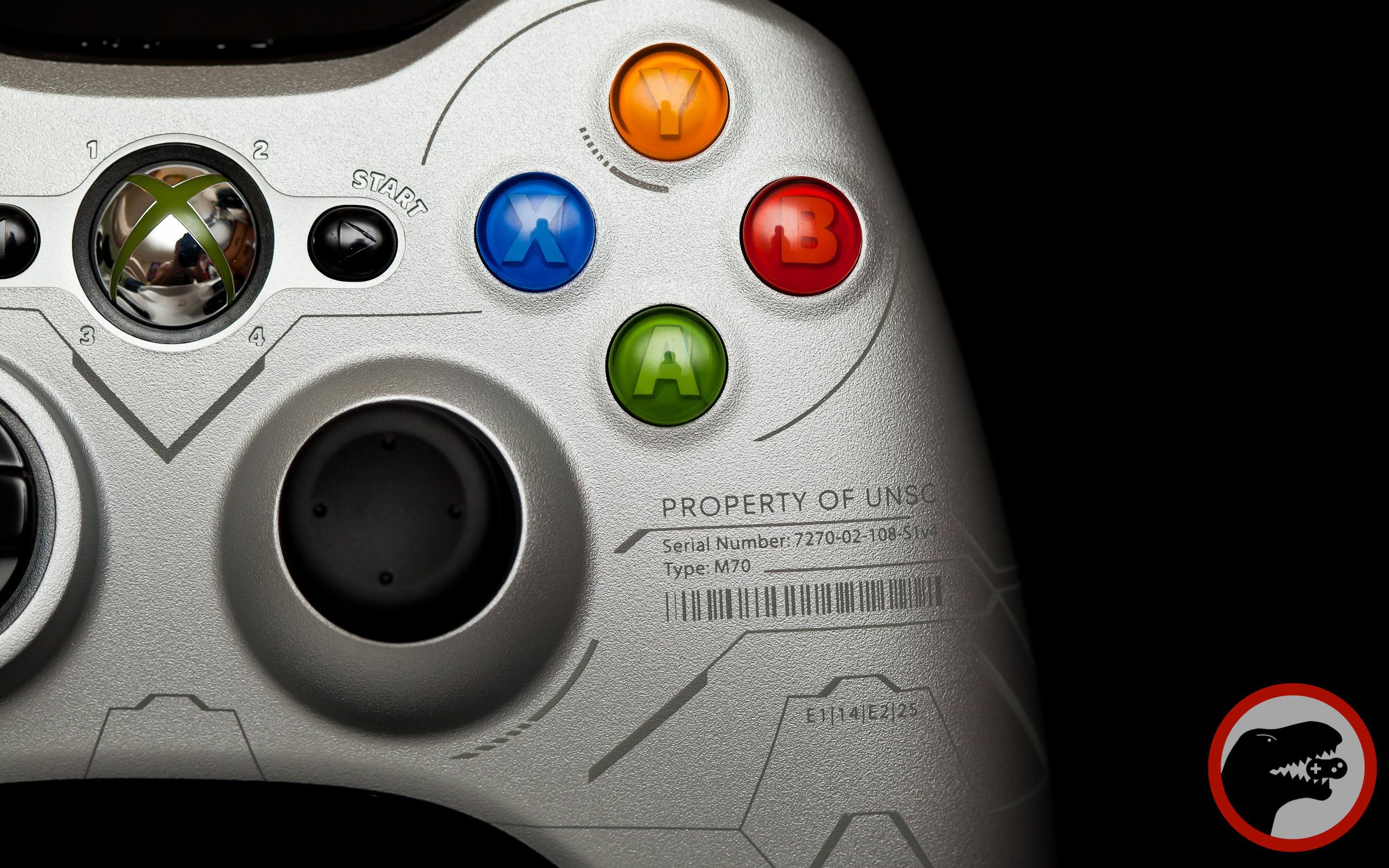 Video Game Xbox 360 2560x1600