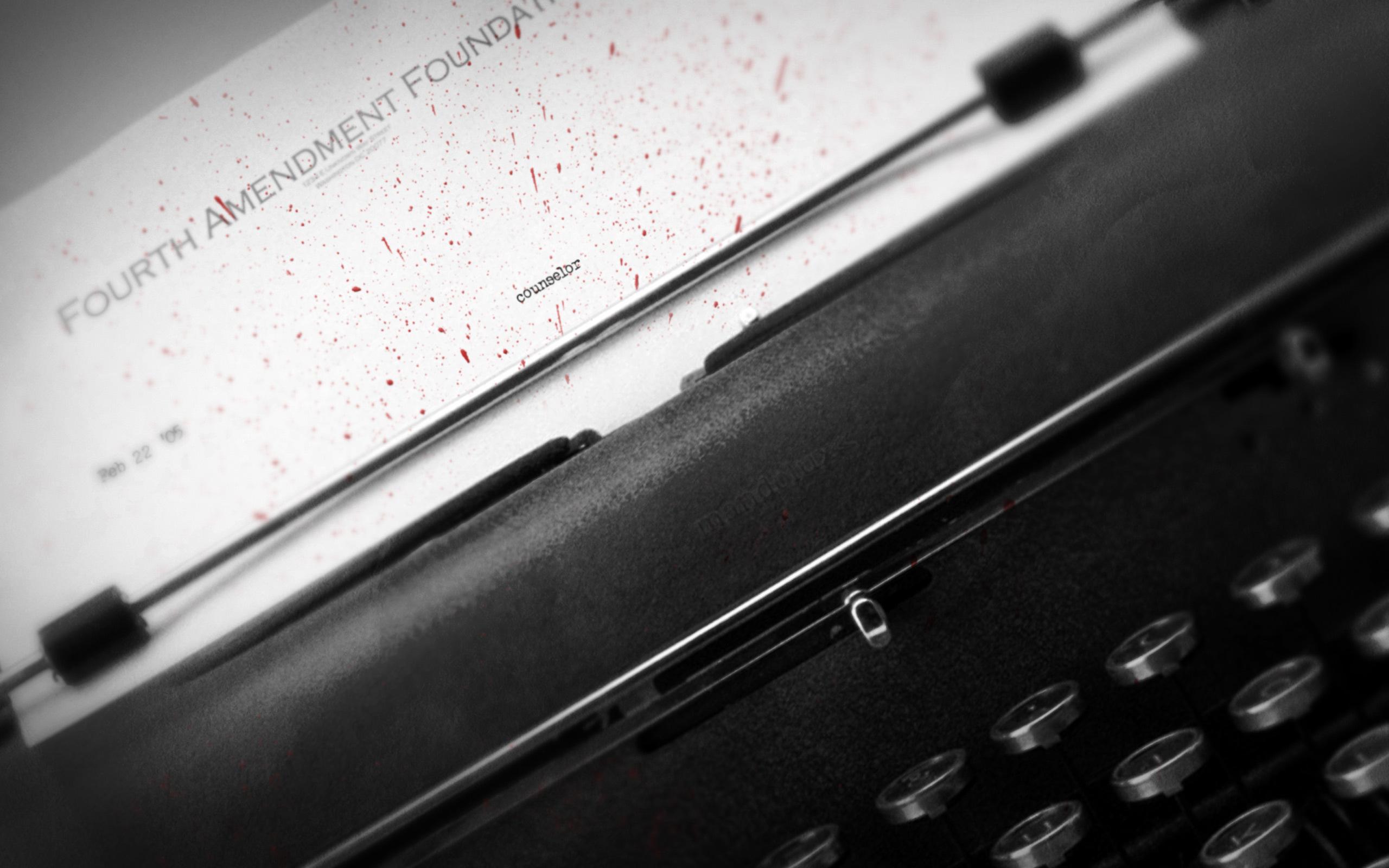 Man Made Typewriter 2560x1600