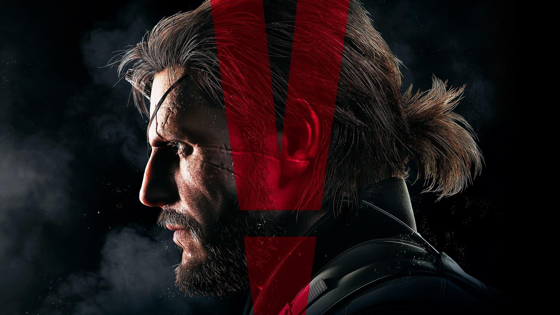 Big Boss Metal Gear Solid Metal Gear Solid V The Phantom Pain 1920x1080