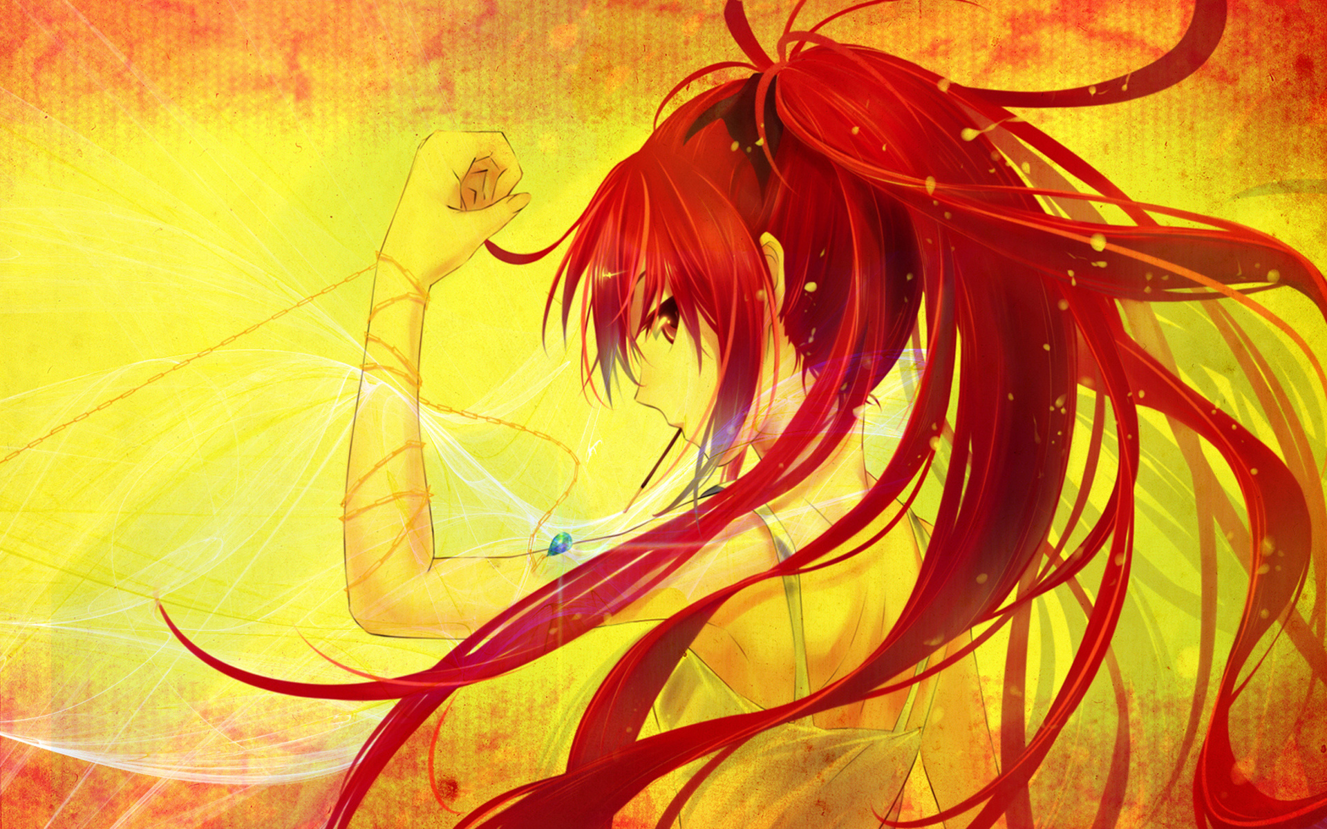 Anime Shakugan No Shana 1920x1200