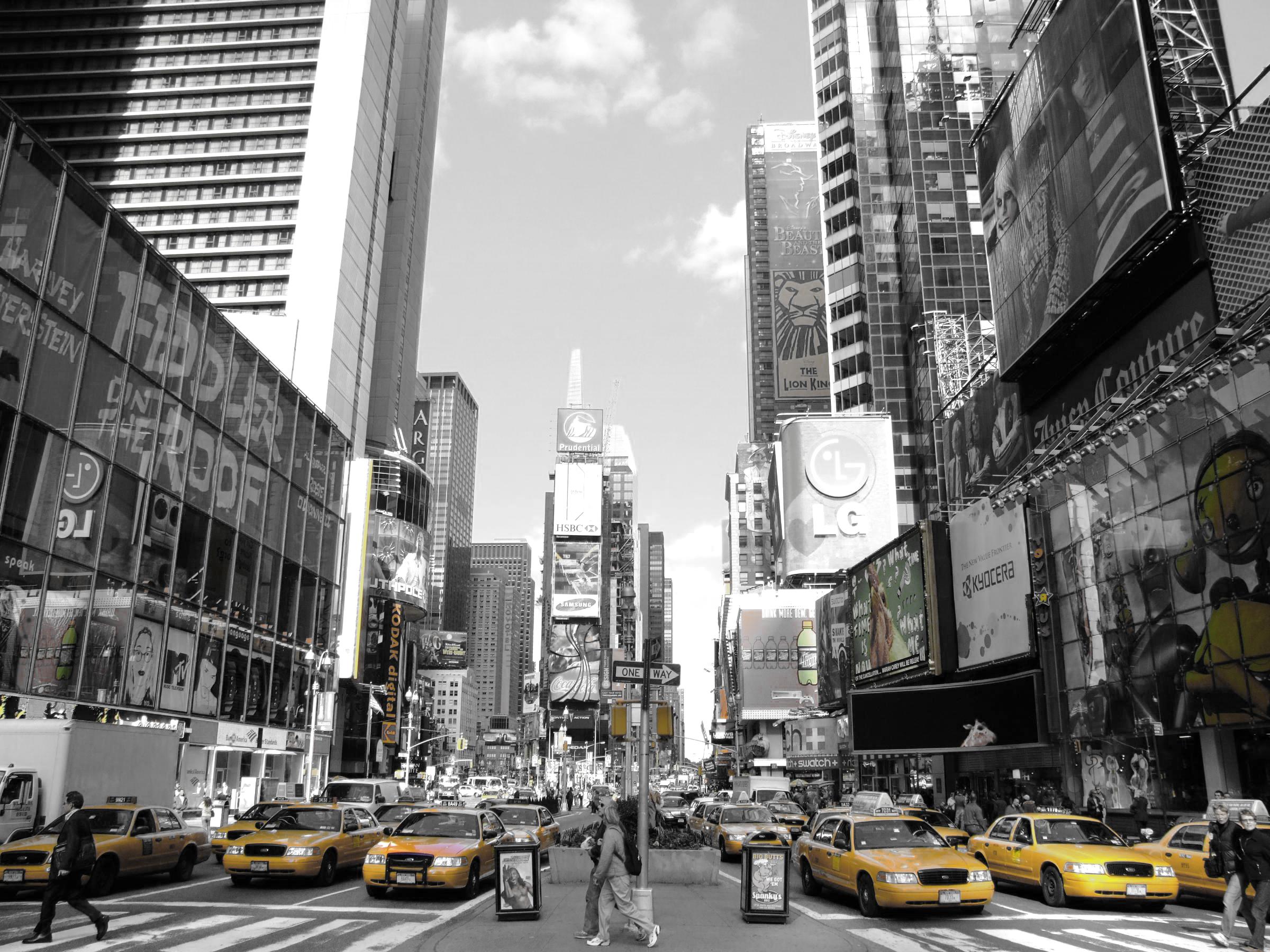 Manhattan New York Times Square 2400x1800
