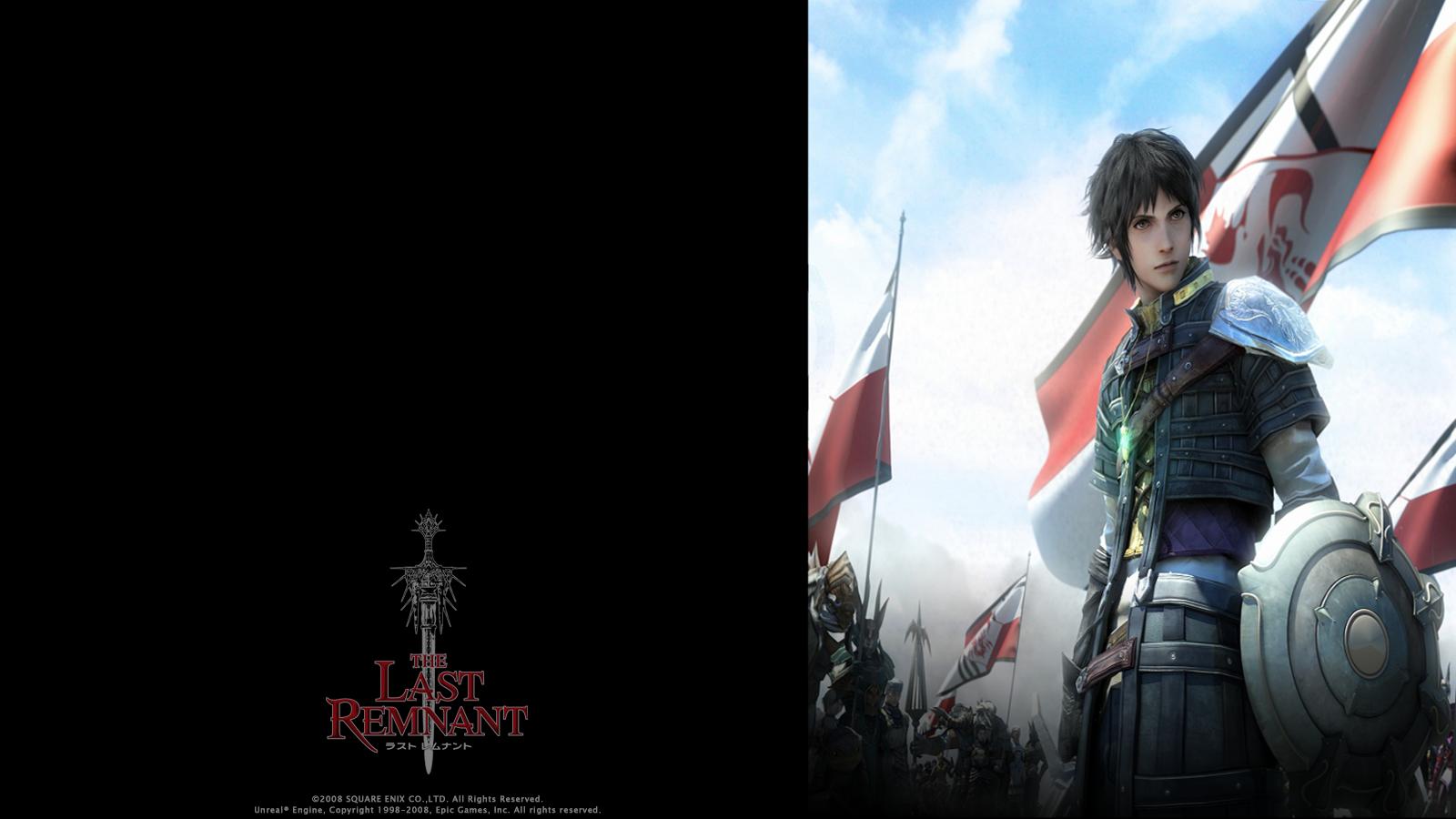 Video Game The Last Remnant Wallpaper Resolution 1600x900 Id Wallha Com