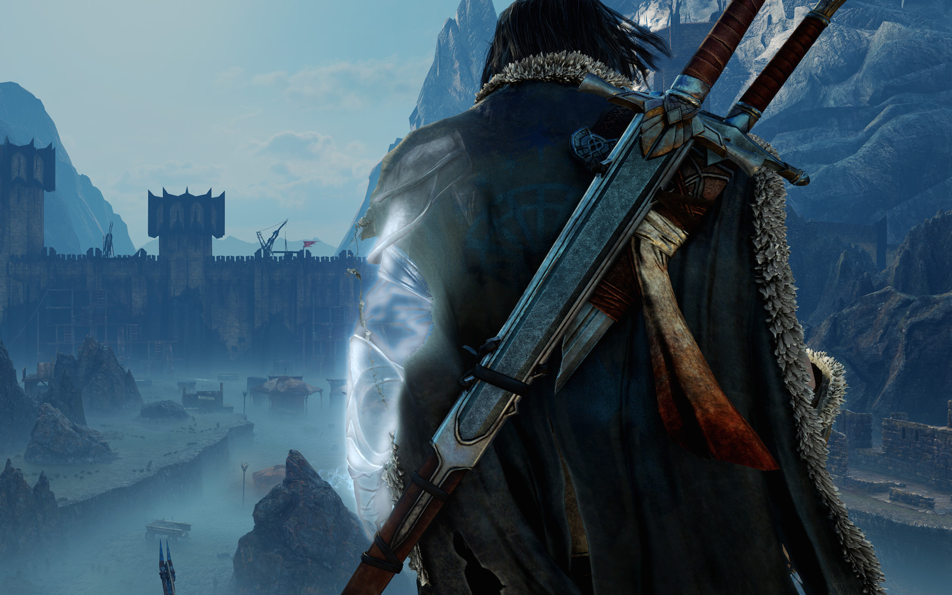 Video Game Middle Earth Shadow Of Mordor 1920x1200