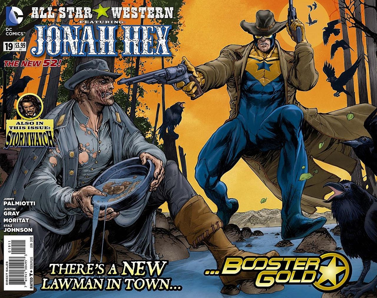 Booster Gold Jonah Hex 1280x1013