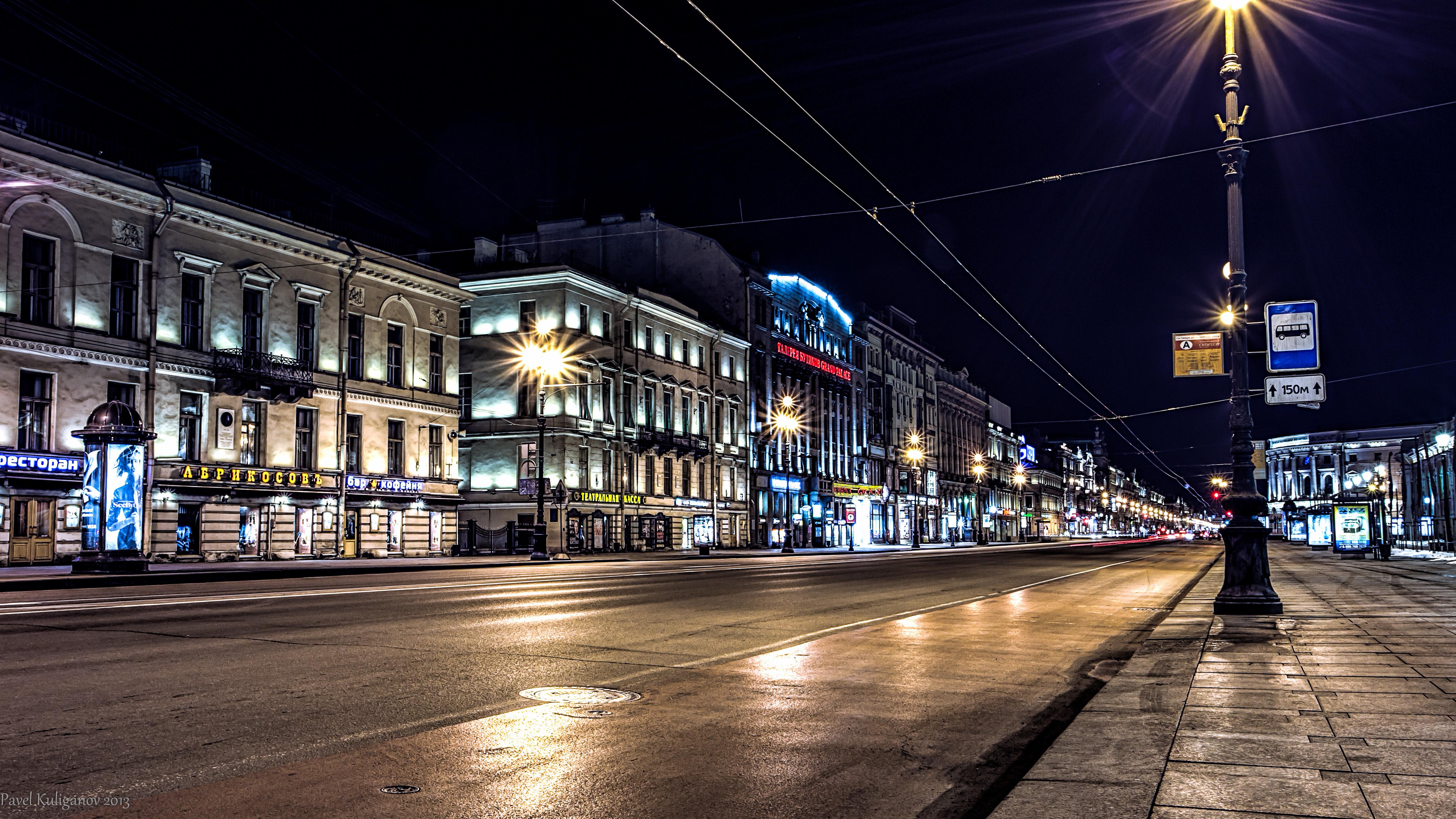 Man Made Saint Petersburg 5163x2903