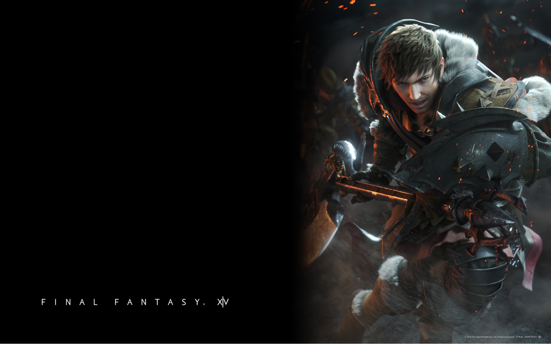 Video Game Final Fantasy XiV A Realm Reborn 1920x1200