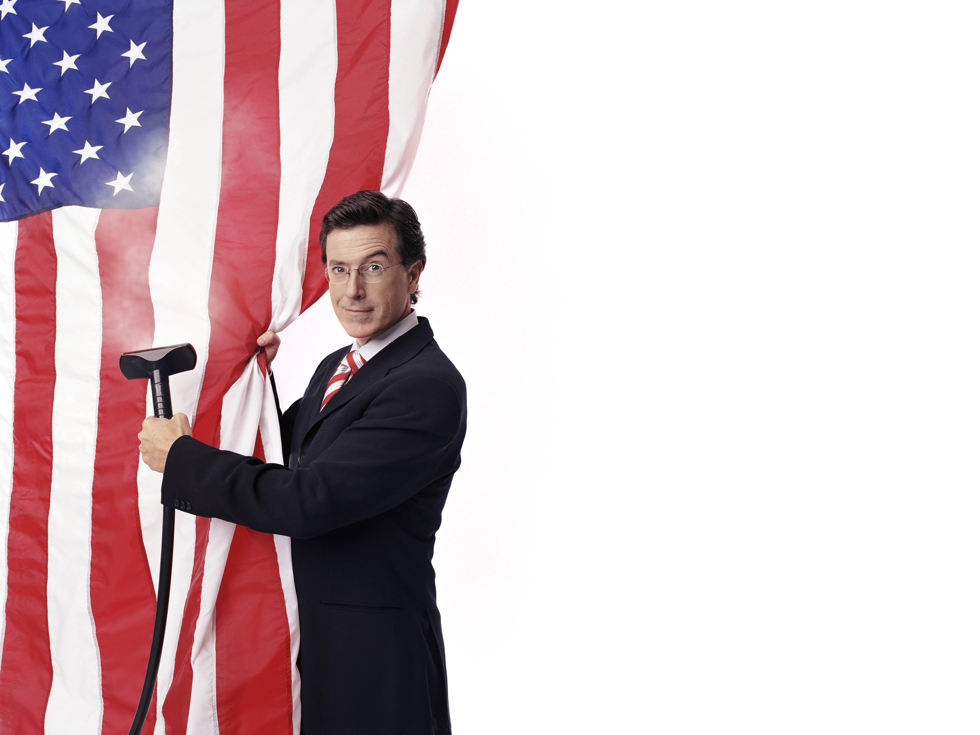 Stephen Colbert 4000x3000