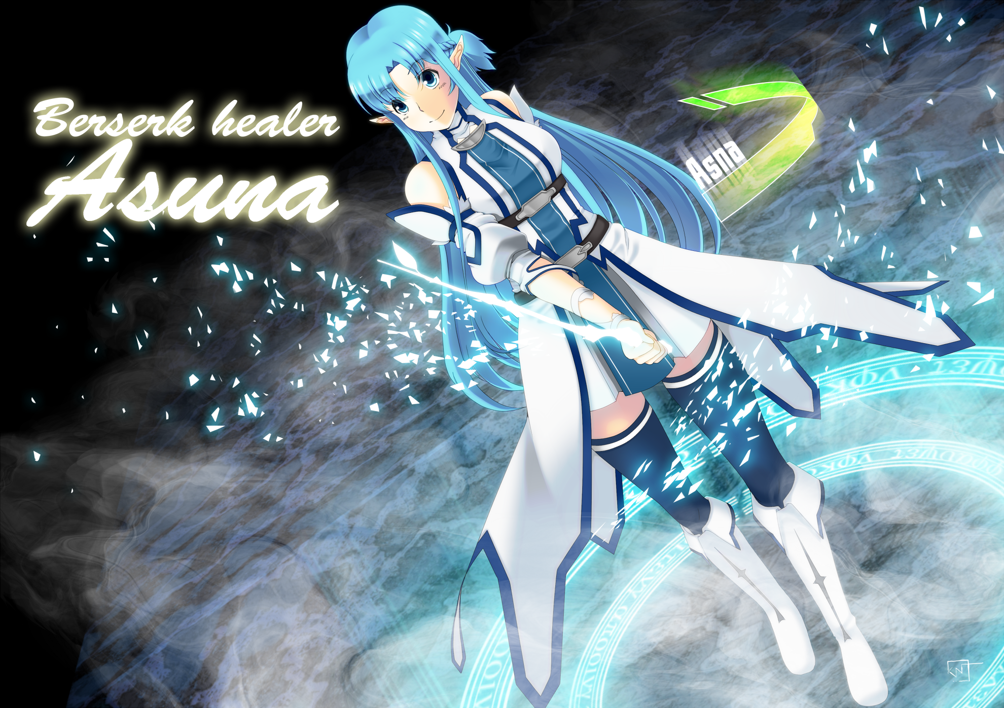 Anime Sword Art Online Ii 1980x1397