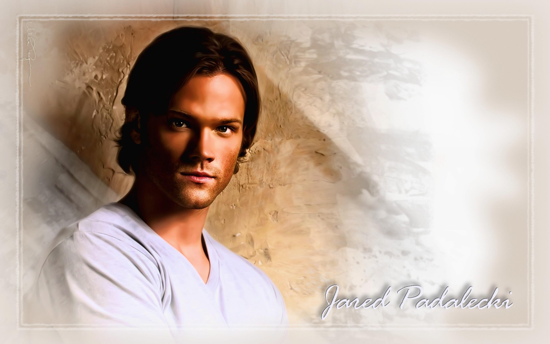 Actor American Jared Padalecki 2880x1800