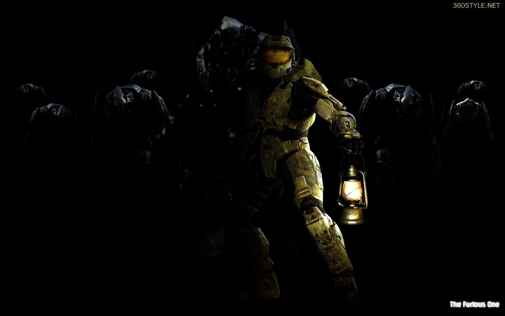 Halo Master Chief 1680x1050