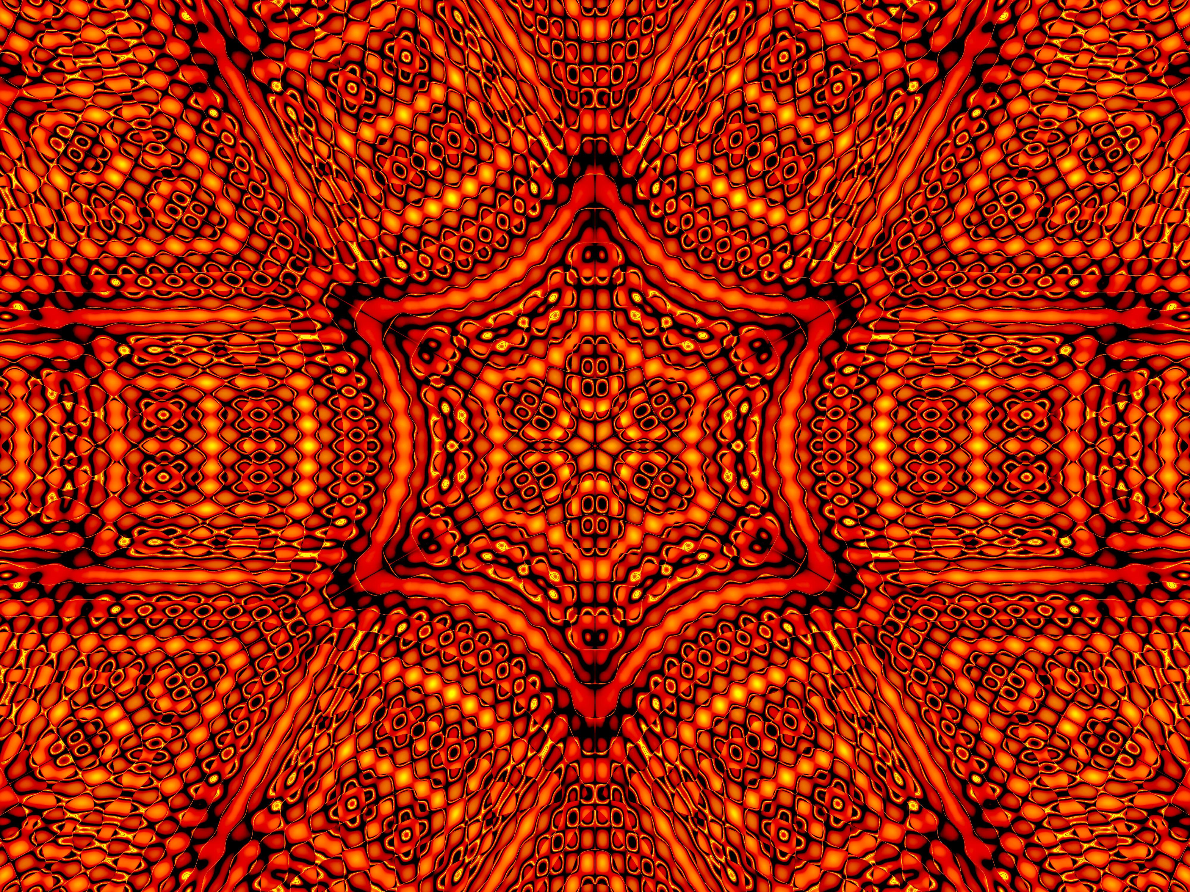 Artistic Colorful Digital Art 4000x3000