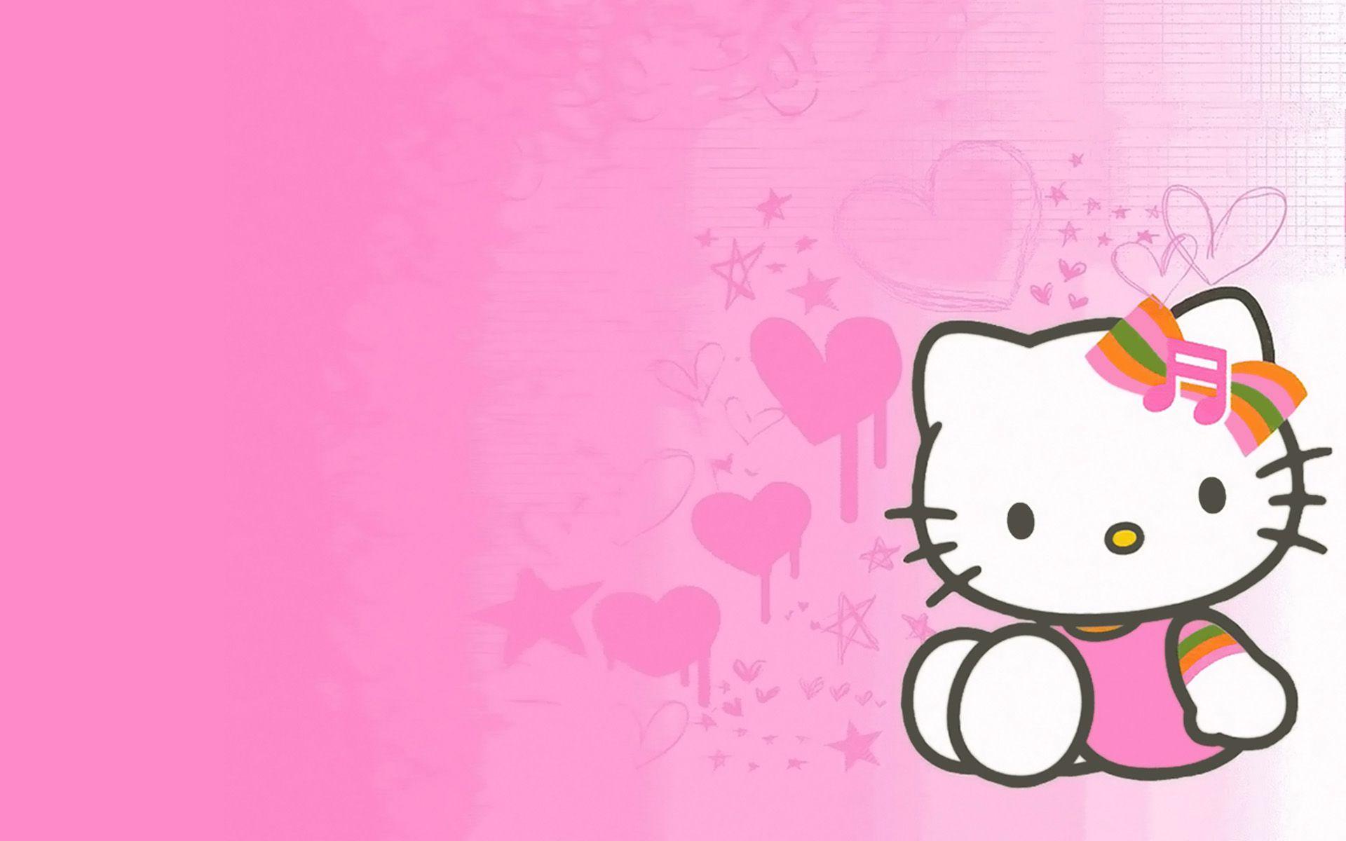 Hello Kitty 1920x1200