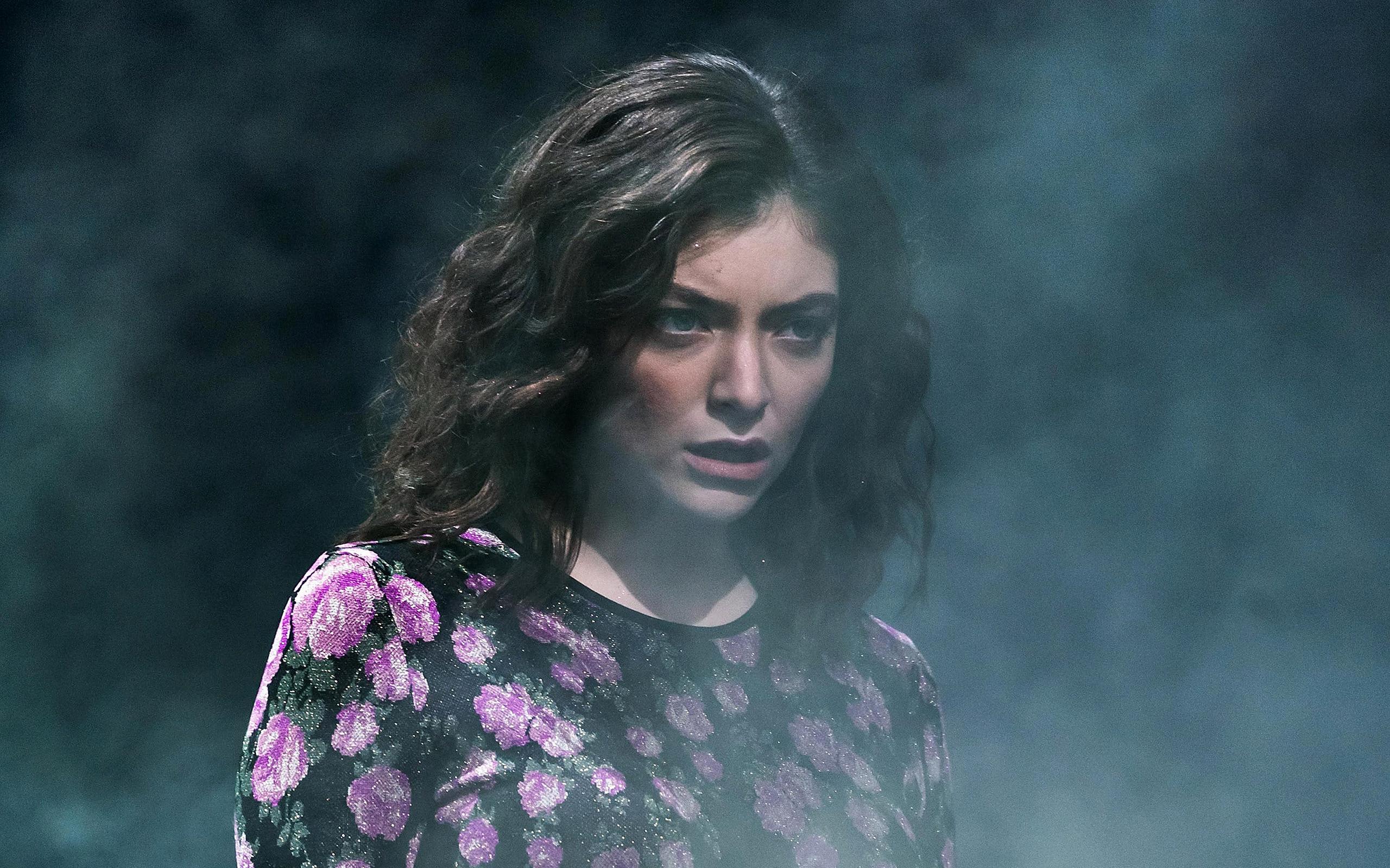 Lorde 2560x1600
