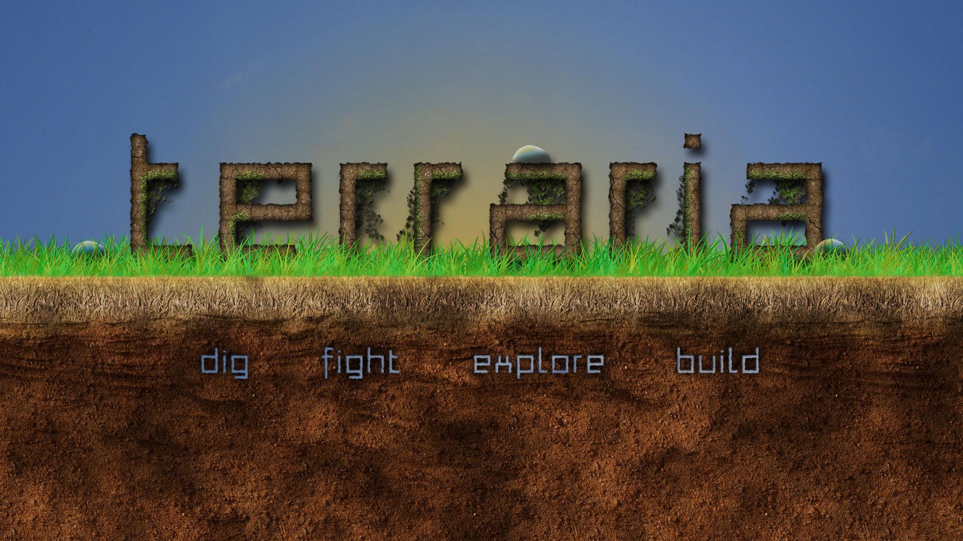 Video Game Terraria 1920x1080