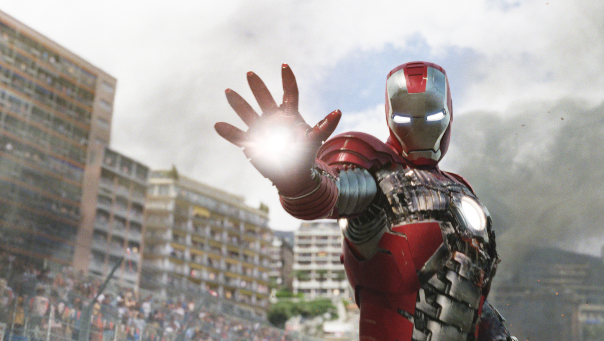 Iron Man Iron Man 2 Marvel Comics Superhero Tony Stark 2048x1158