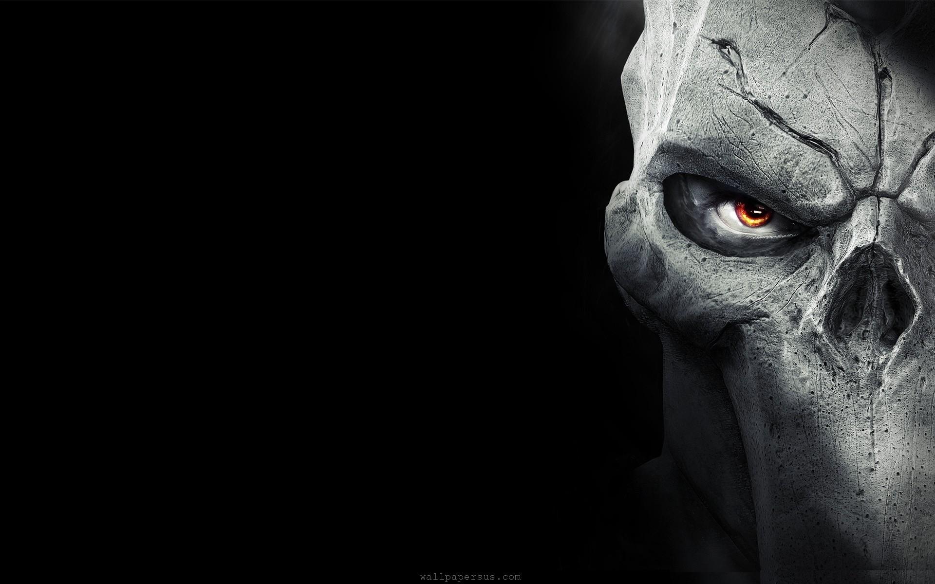 Dark Darksiders Darksiders Ii Evil 1920x1200