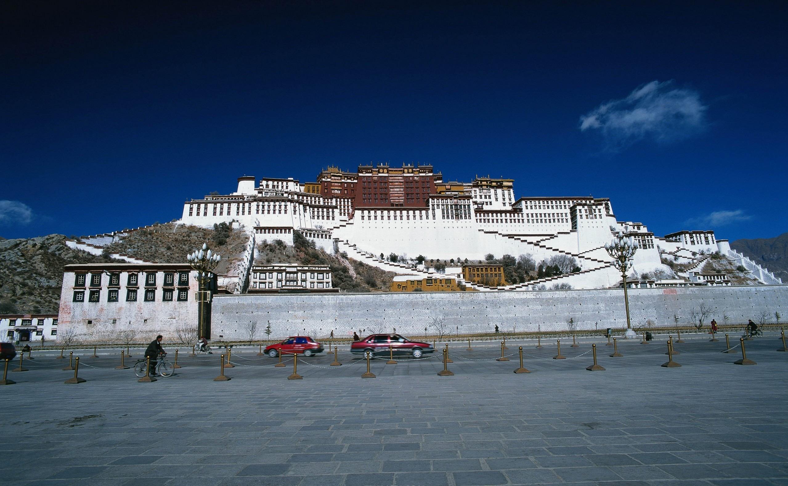 China Potala Palace 2558x1577