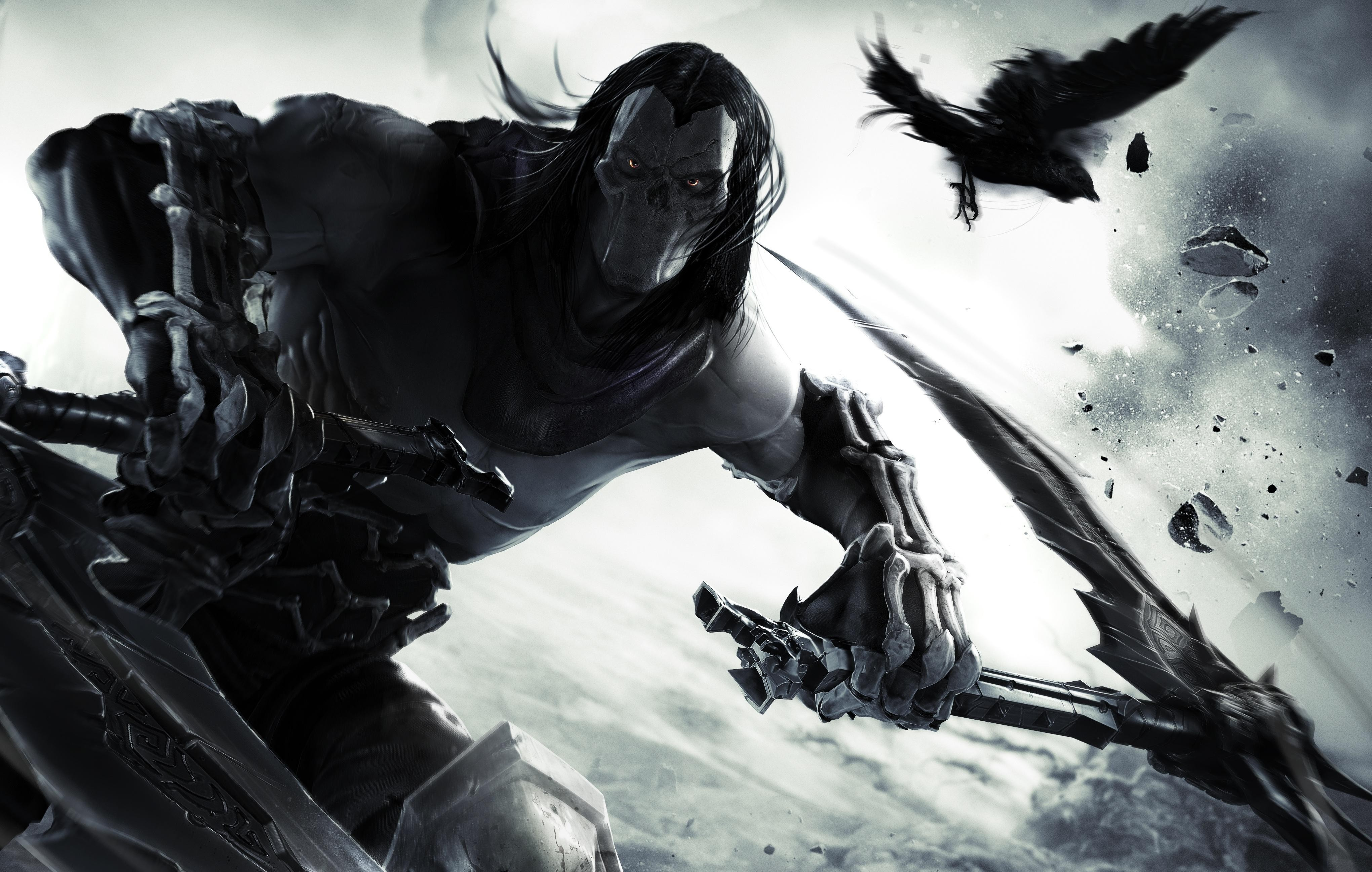 Video Game Darksiders Ii 4081x2593