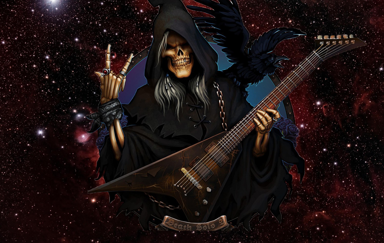 Grim Reaper Guitar Raven Rock Amp Roll 3000x1900