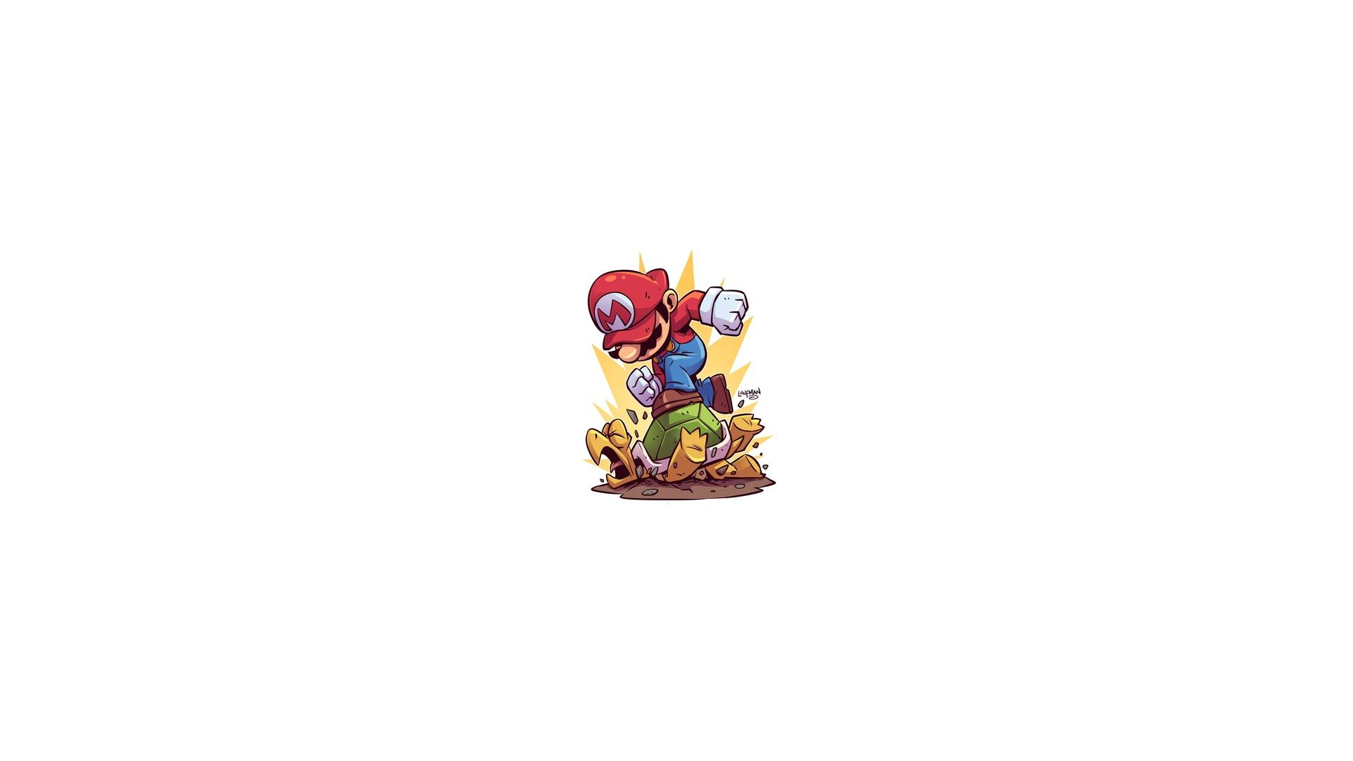 Mario 1920x1080
