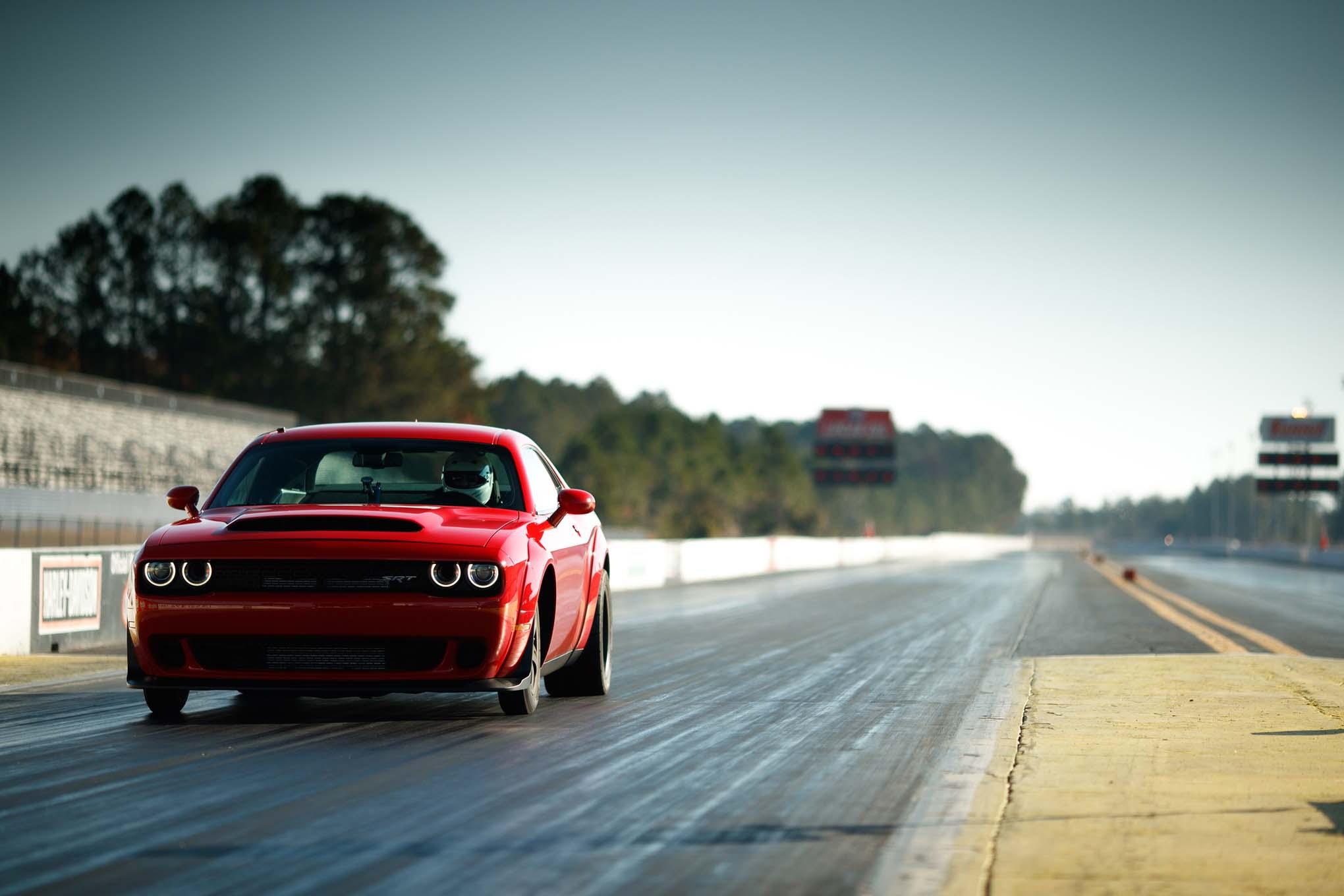 Car Dodge Dodge Challenger Dodge Challenger Srt Dodge Challenger Srt Demon Mopar Muscle Car Vehicle 2040x1360