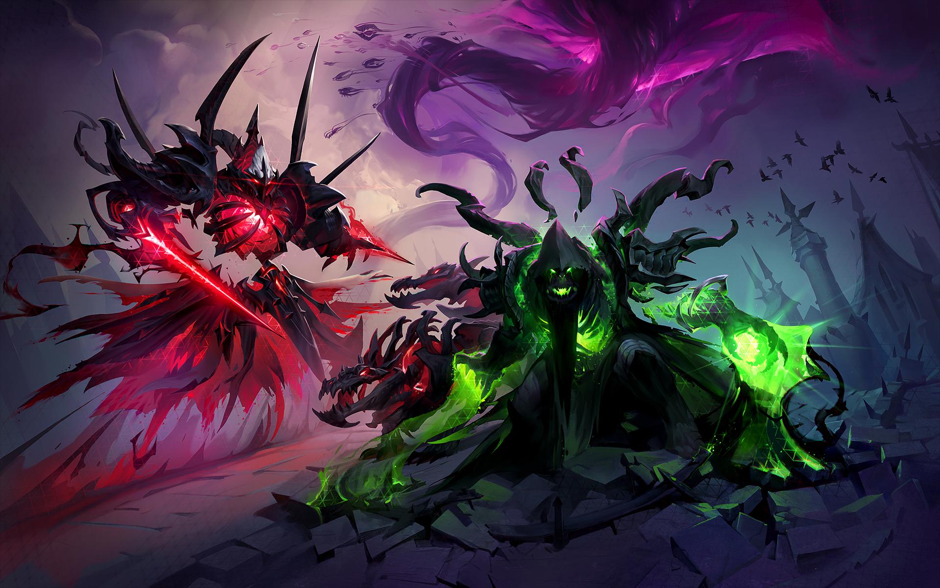 Alarak Starcraft Gul 039 Dan World Of Warcraft 1920x1200