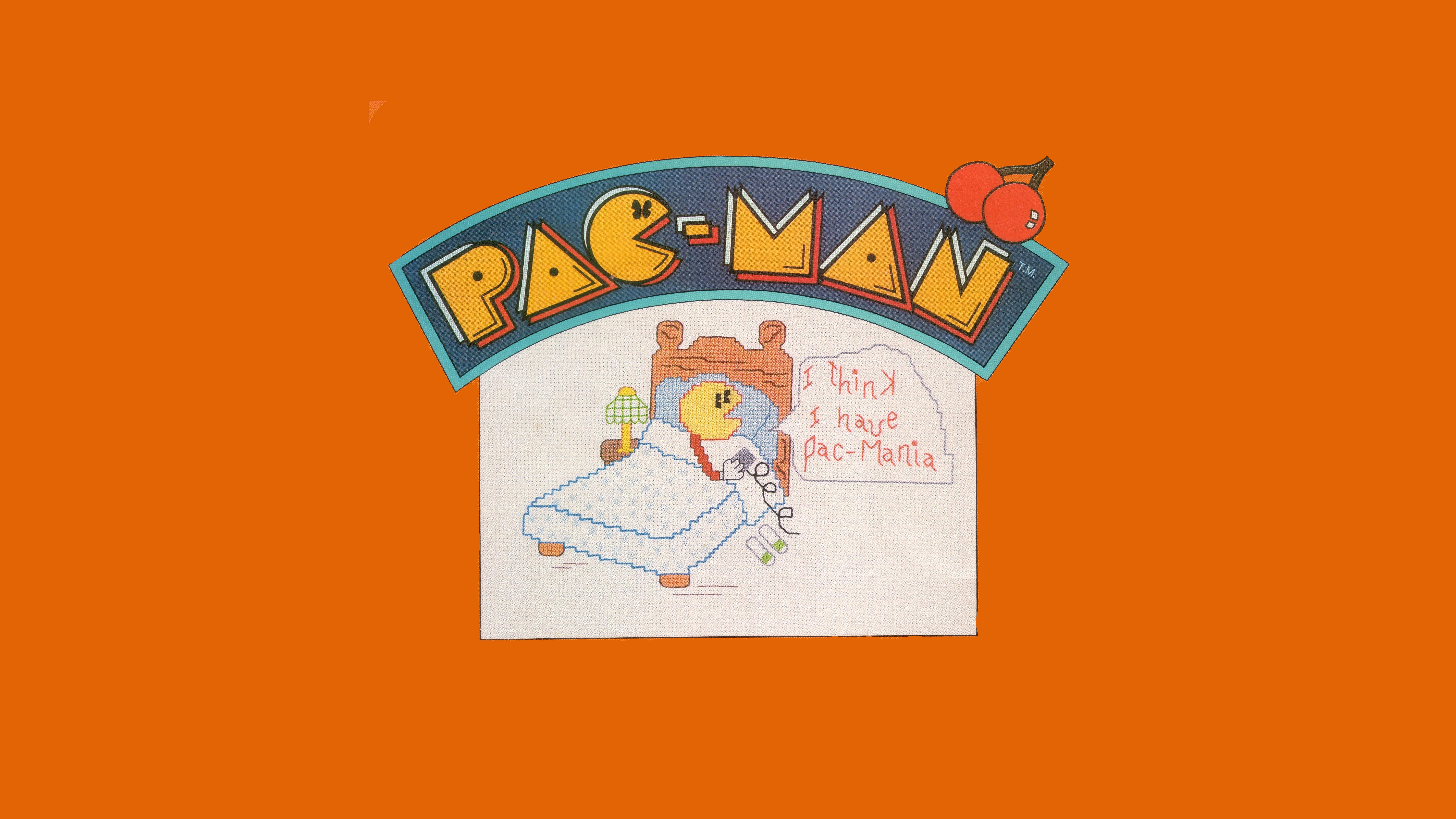 Pac Man 9900x5569