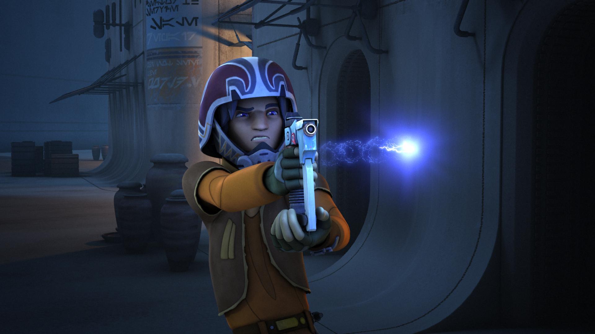 Ezra Bridger Star Wars Rebels 1920x1080