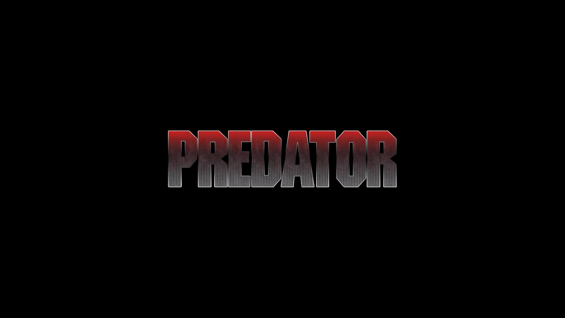 Movie Predator 1920x1080